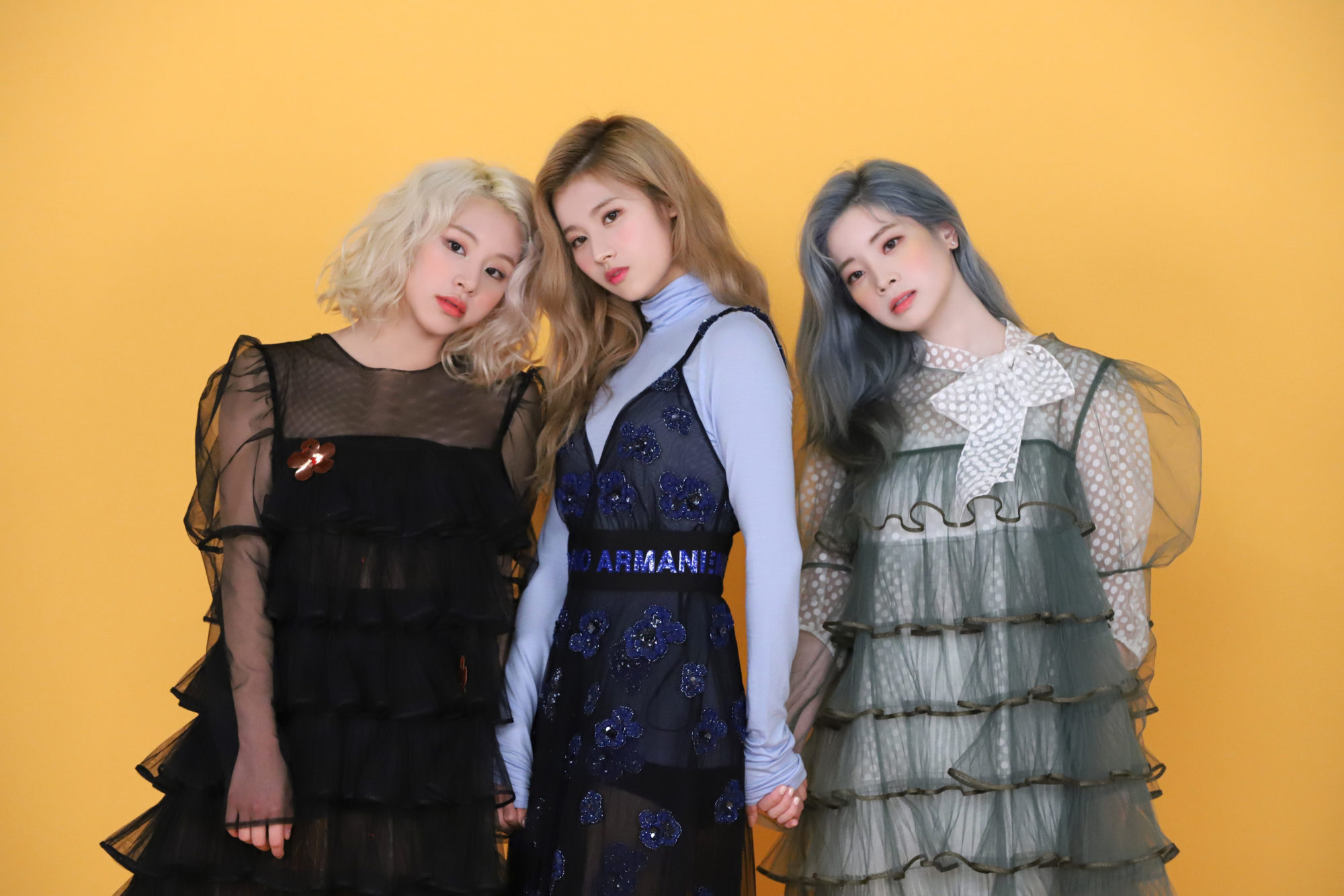 Twice Allure Chaeyoung Sana Dahyun 2019 HD