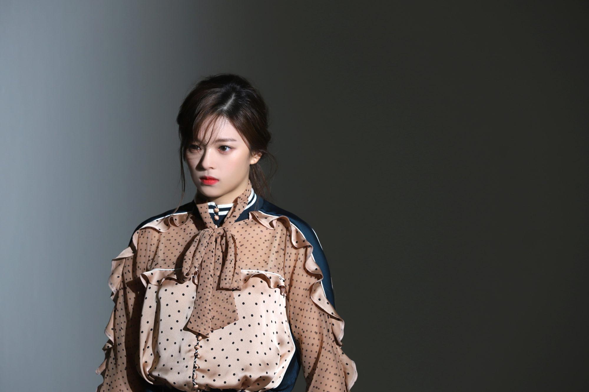 Twice Allure Jeongyeon 2019 HD