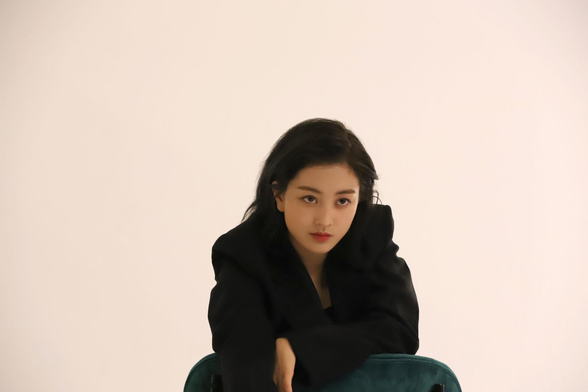 Twice Allure Jihyo 2019 HD
