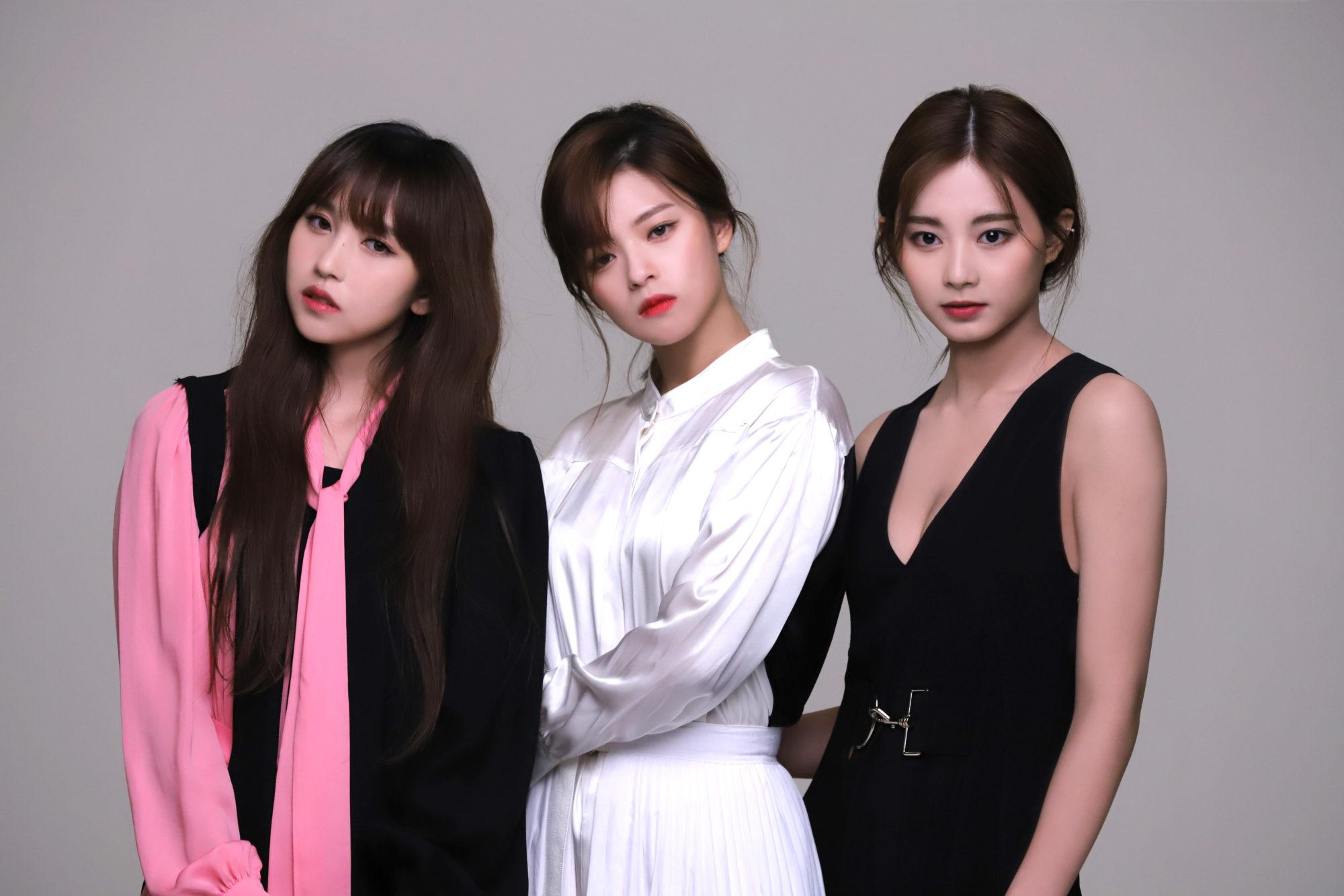 Twice Allure Mina Jeongyeon Tzuyu 2019 HD