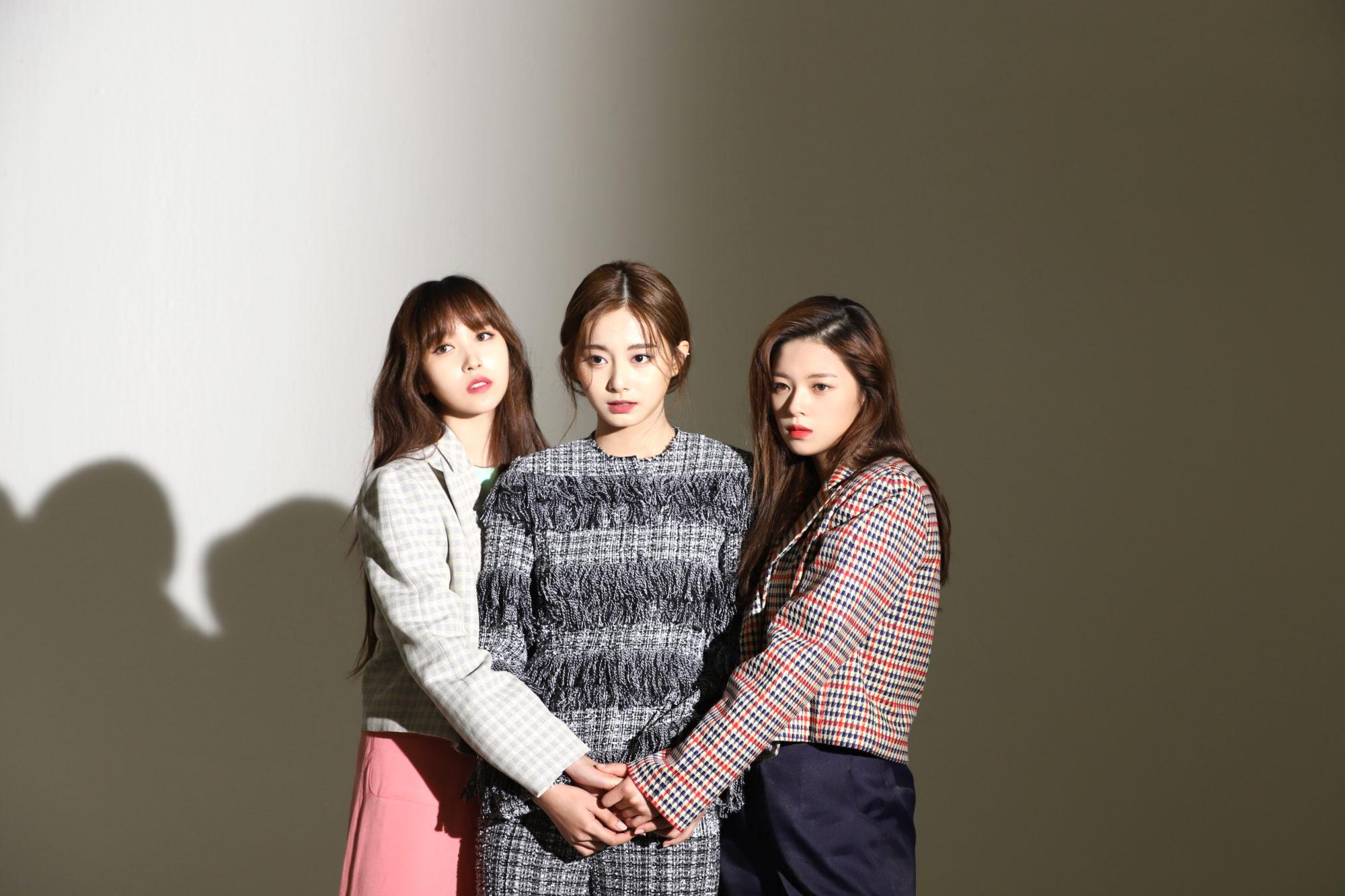Twice Allure Mina Tzuyu Jeongyeon 2019 HD