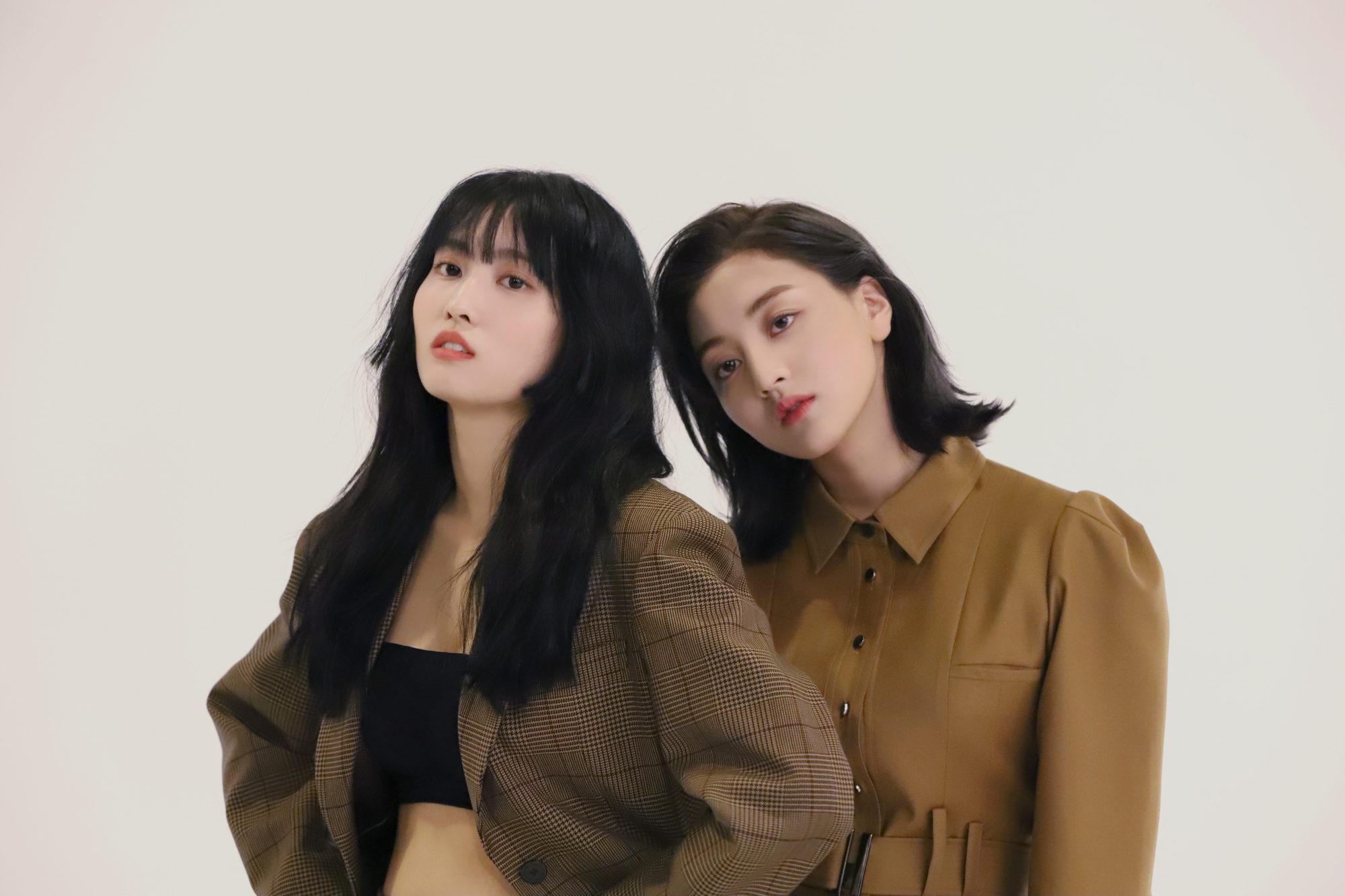 Twice Allure Momo Jihyo 2019 HD