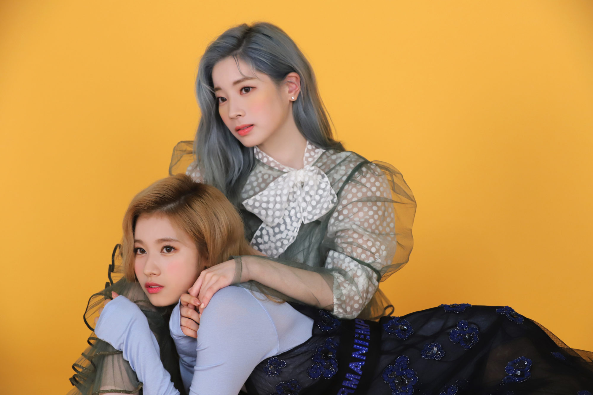 Twice Allure Sana Dahyun 2019 HD