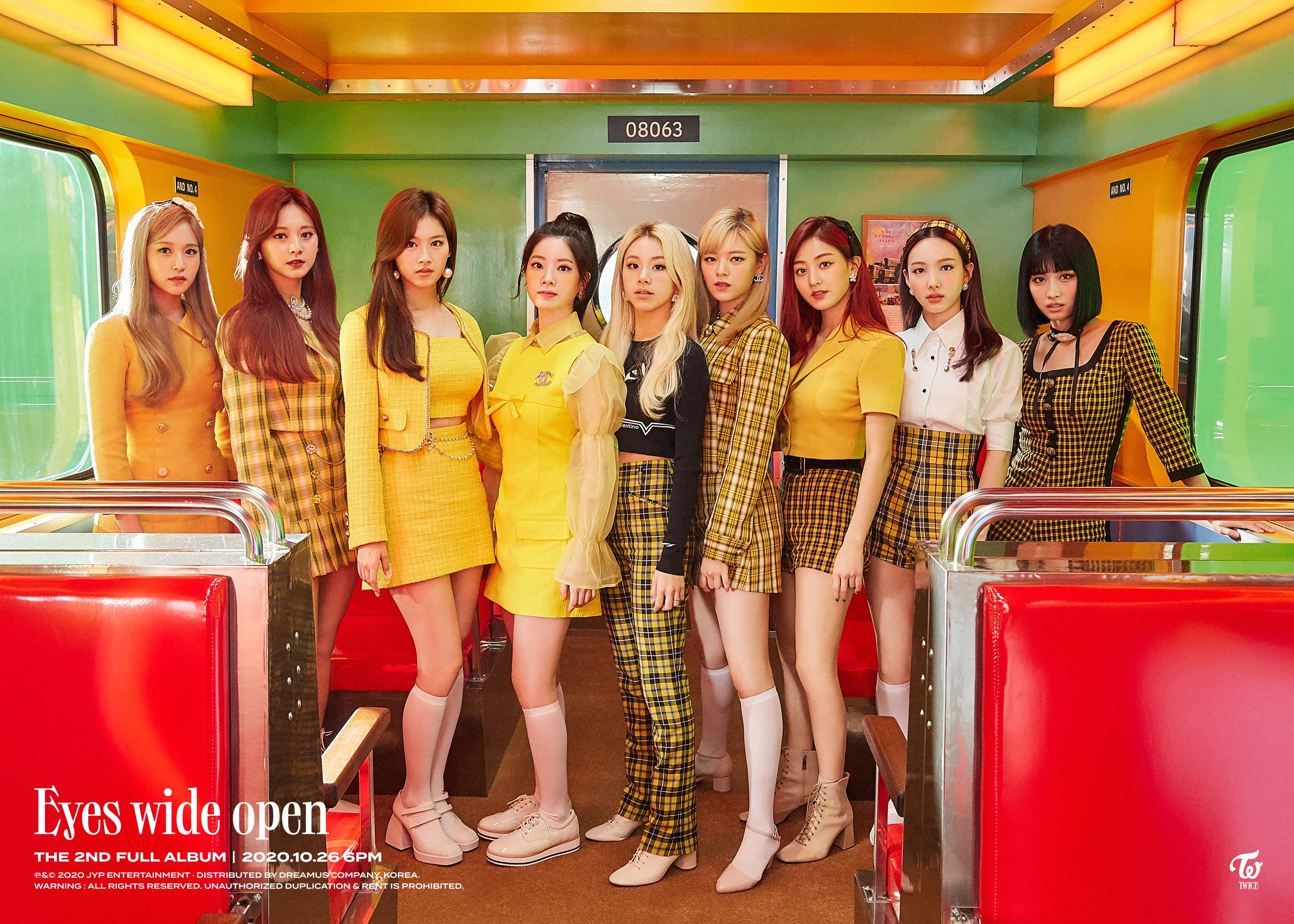 Twice MVs in Order