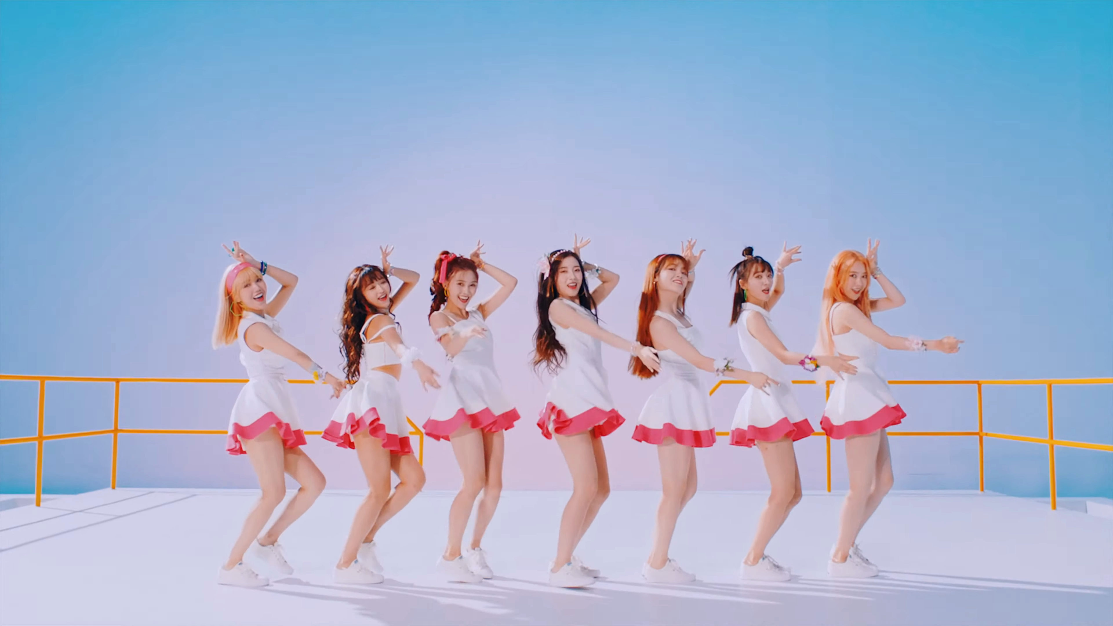 Oh My Girl Bungee