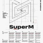 SuperM Promotion Schedule