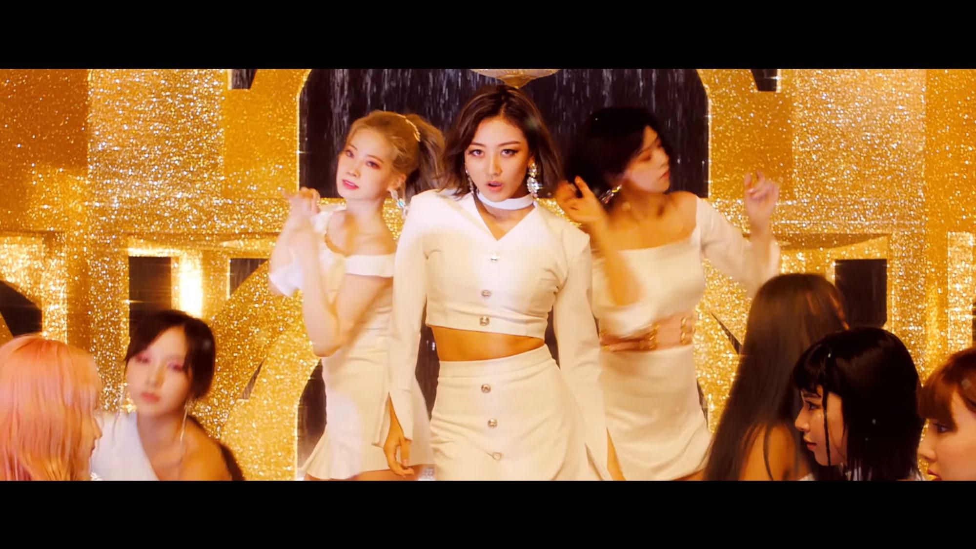 Mina Twice Feel Special