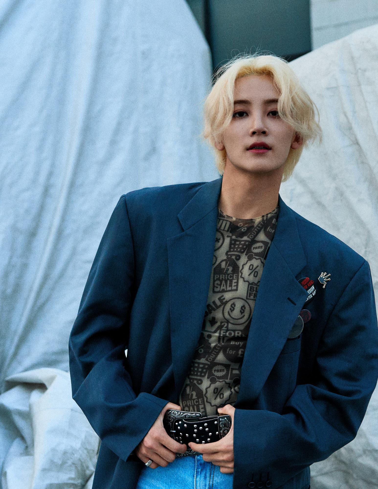 Seventeen Jeonghan An Ode Concept