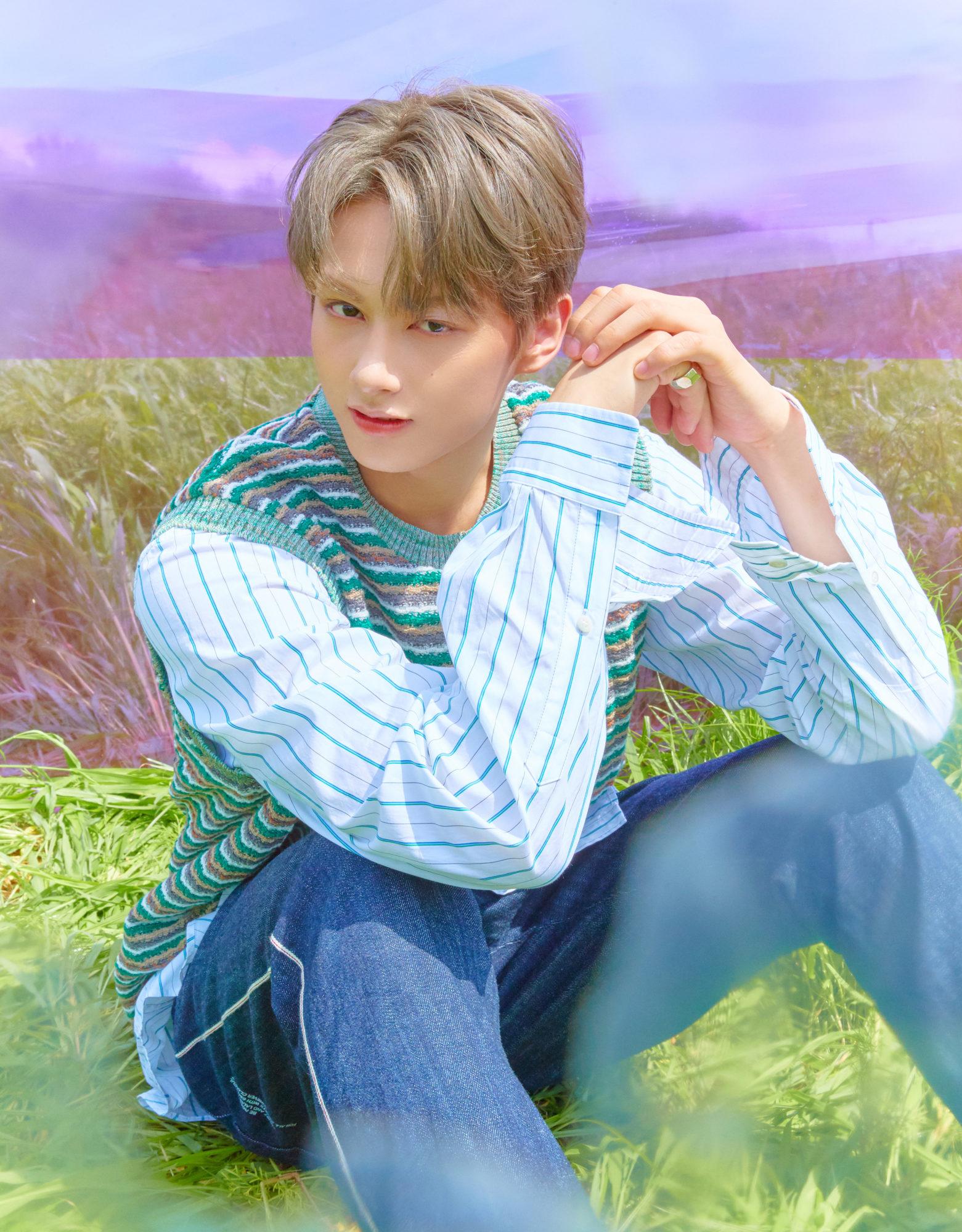 Seventeen Jun An Ode Concept