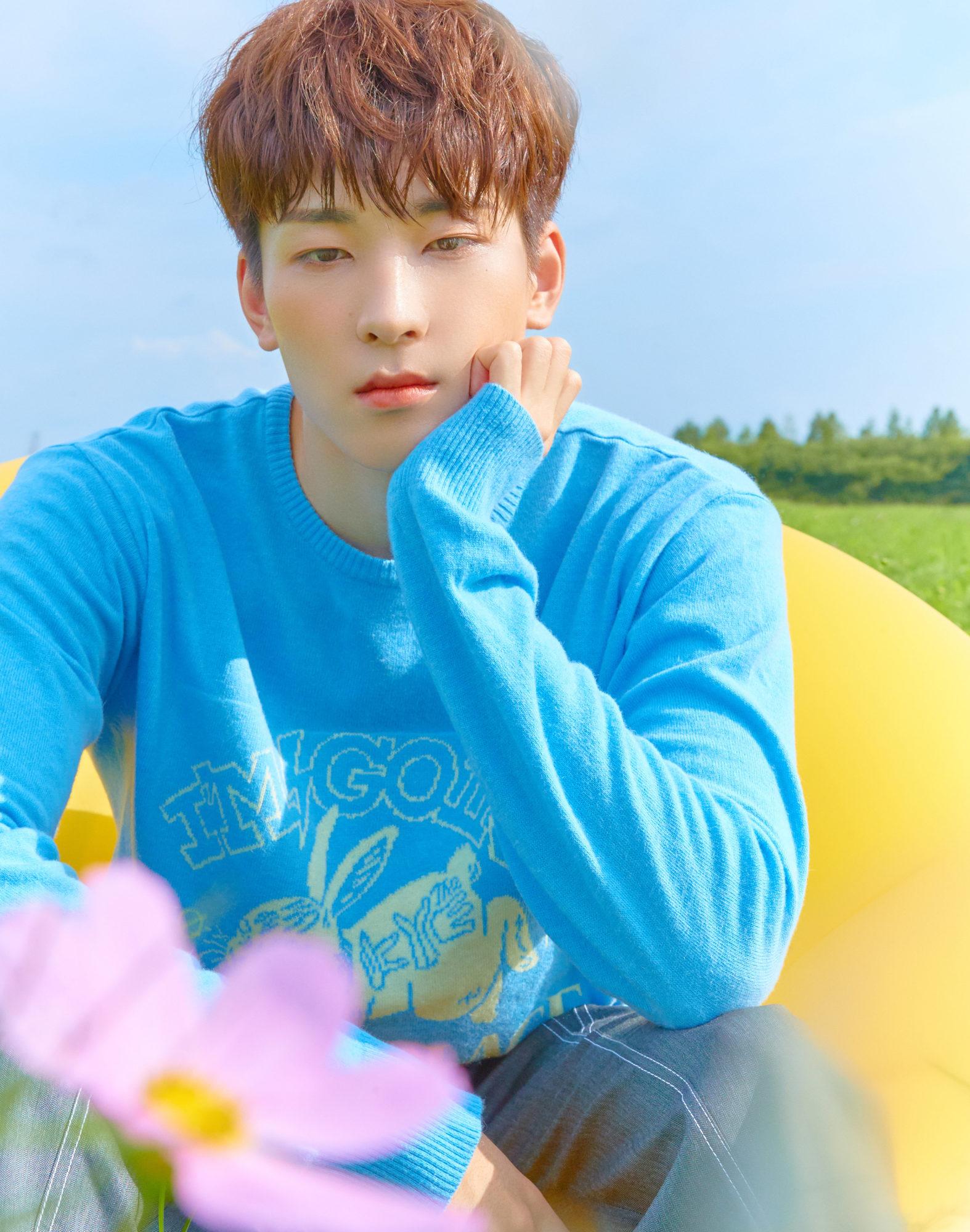 Seventeen Wonwoo An Ode Concept