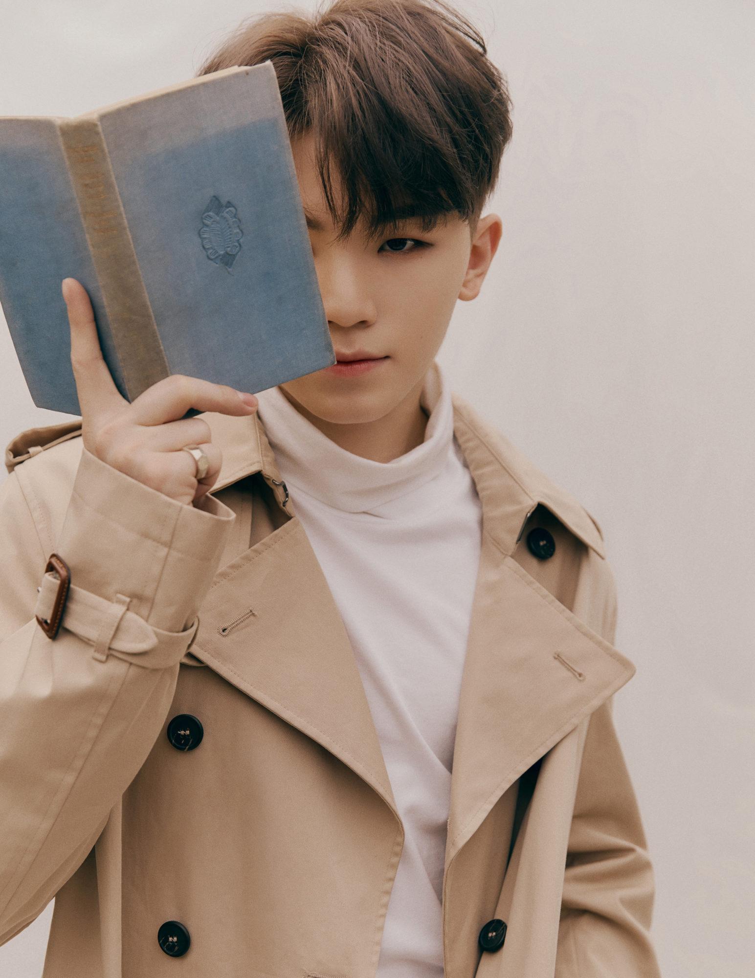 Seventeen Woozi An Ode Concept
