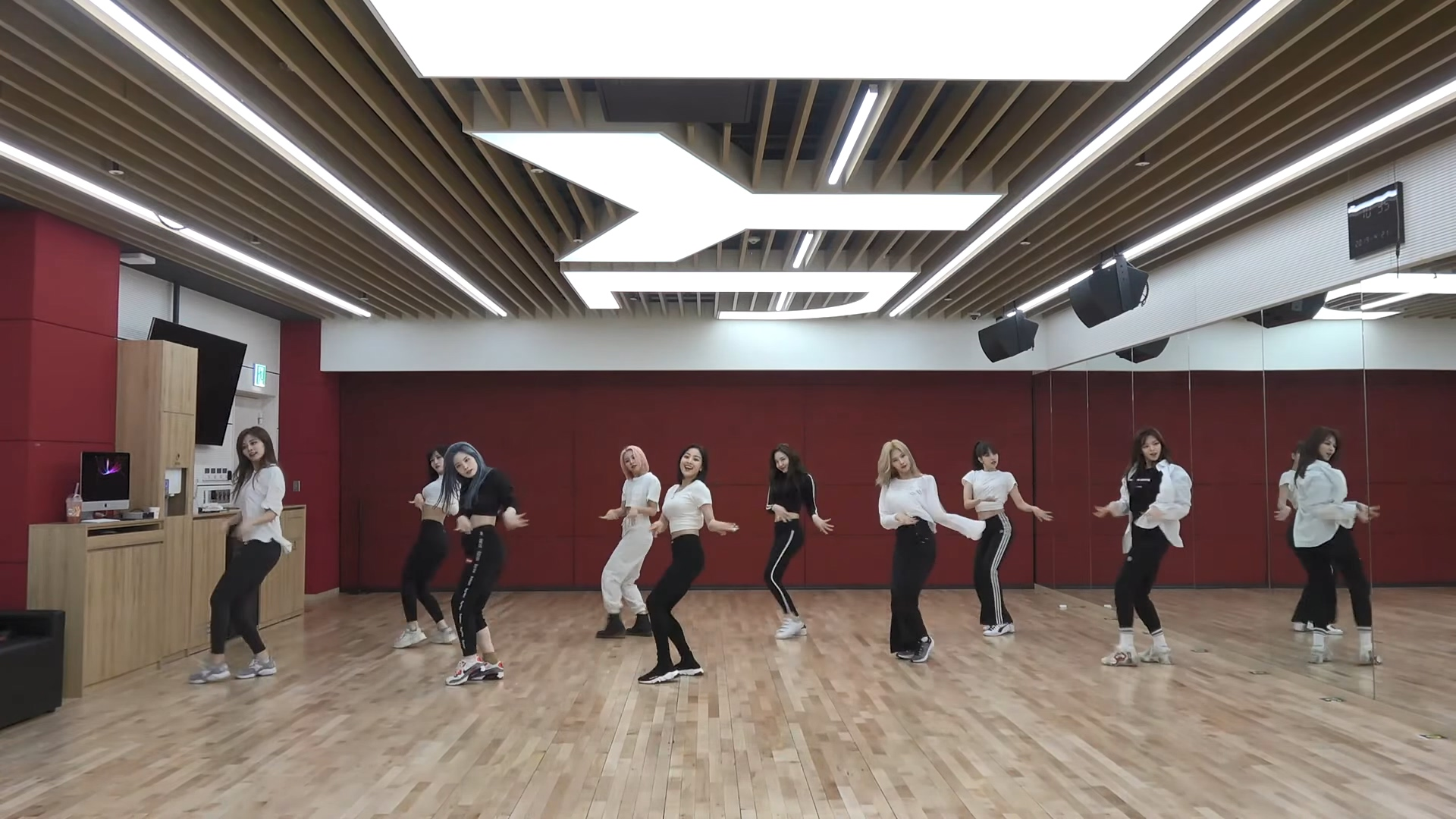 Twice Fancy Dance Practice