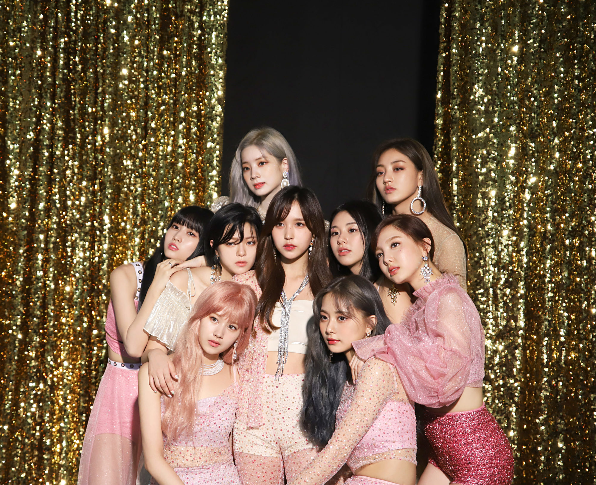 Twice Feel Special Backstage Naver