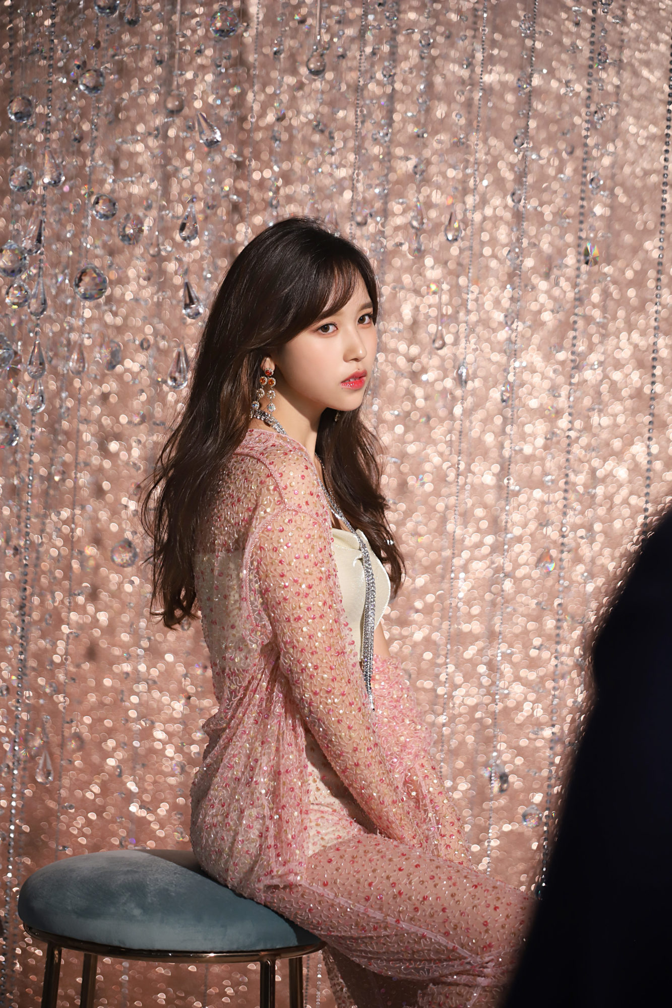 Mina Twice Feel Special Naver Backstage