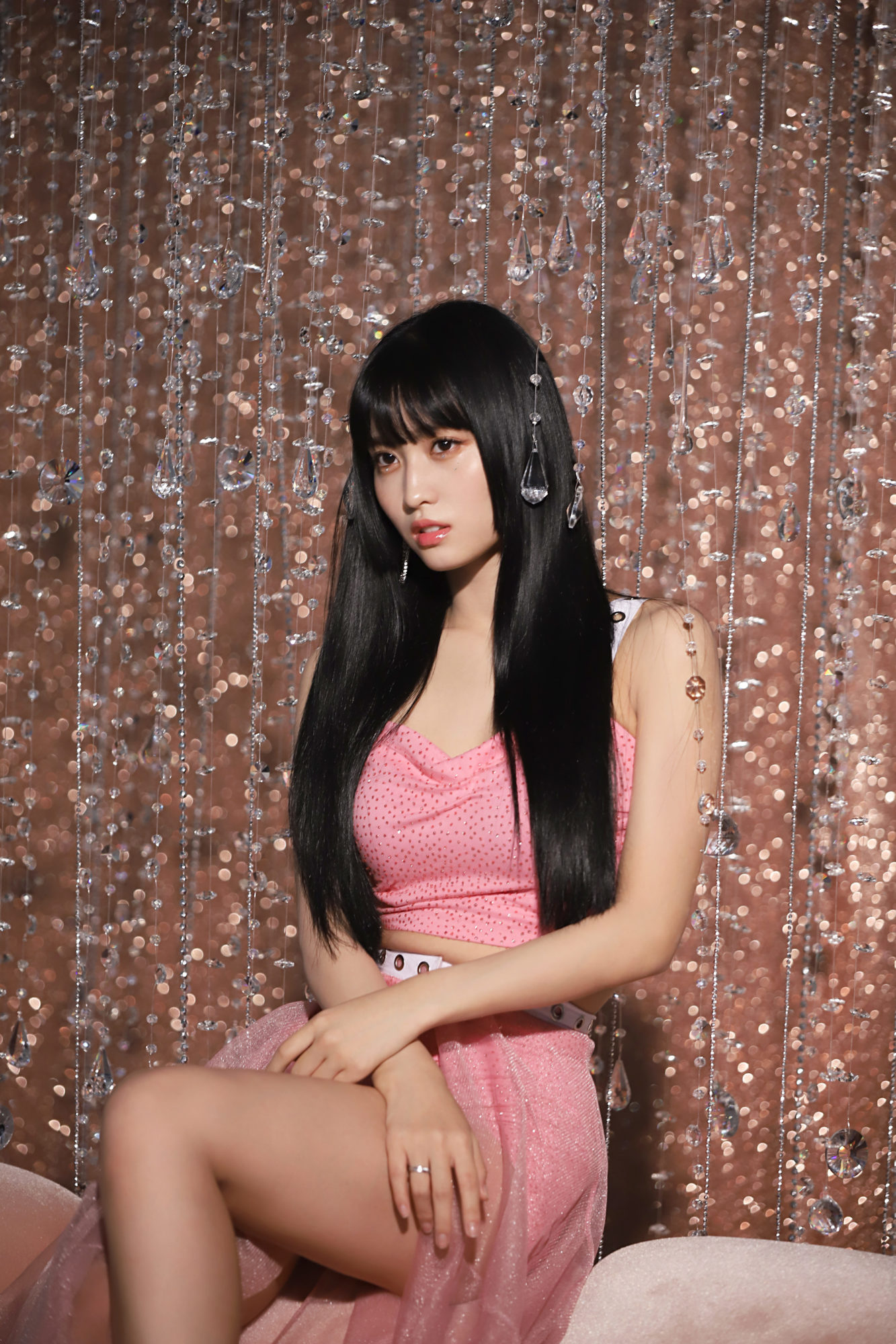 Momo Twice Feel Special Naver Backstage