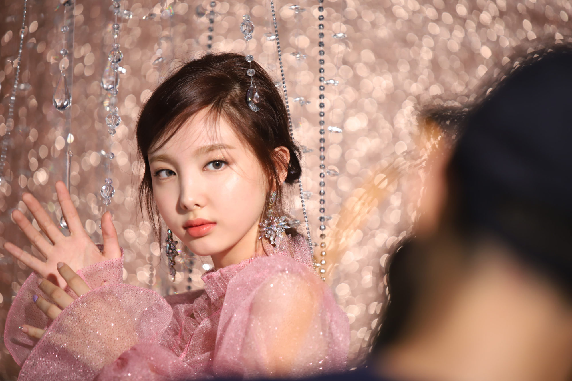 Nayeon Twice Feel Special Naver Backstage