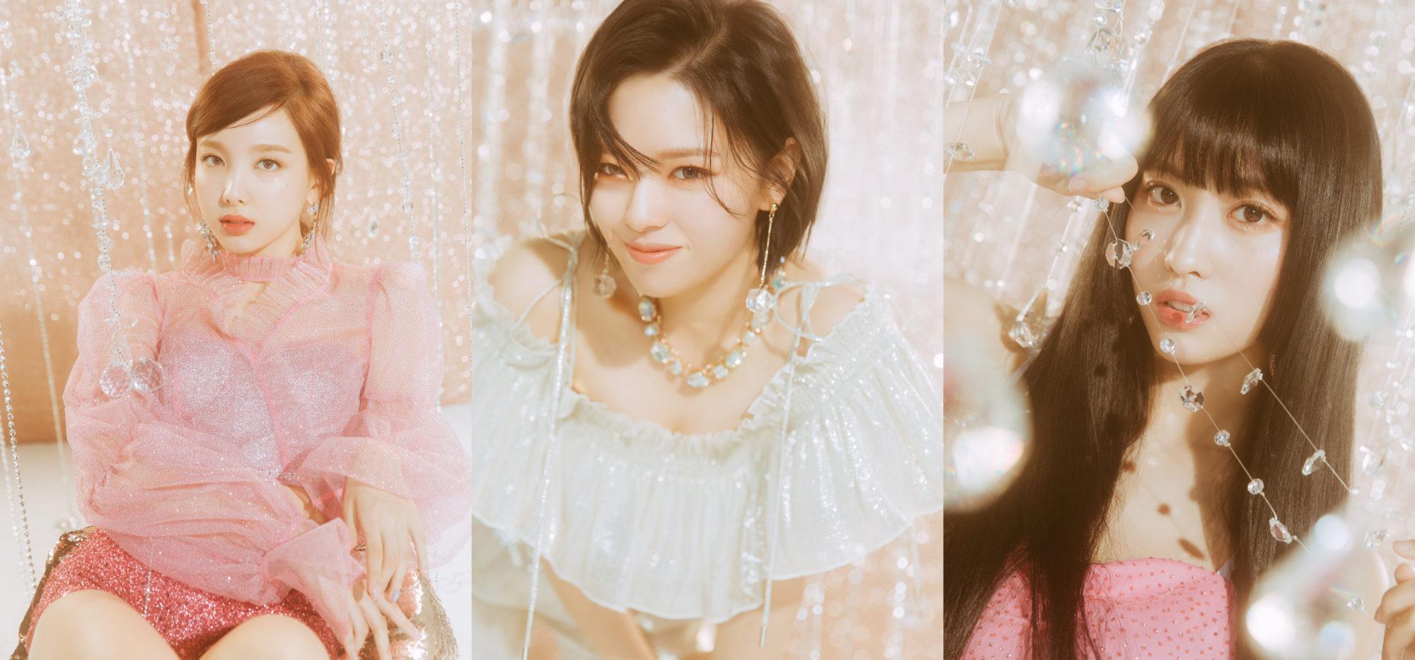 Twice Feel Special Nayeon Jeongyeon Momo Concept