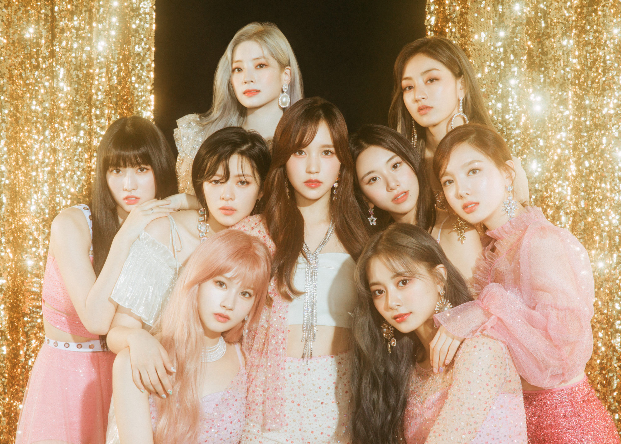 Twice Feel Special Concept Group
