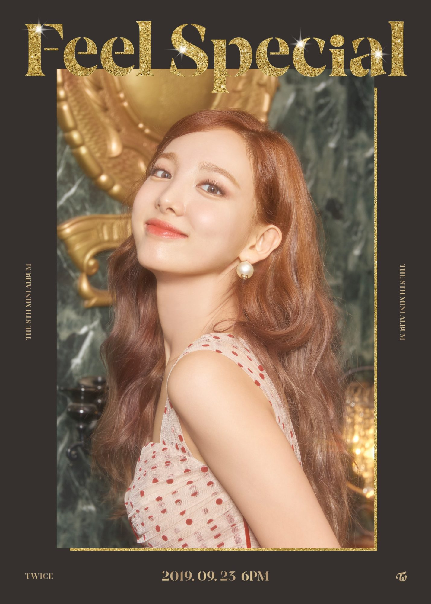 Twice Feel Special Nayeon Teaser Gold