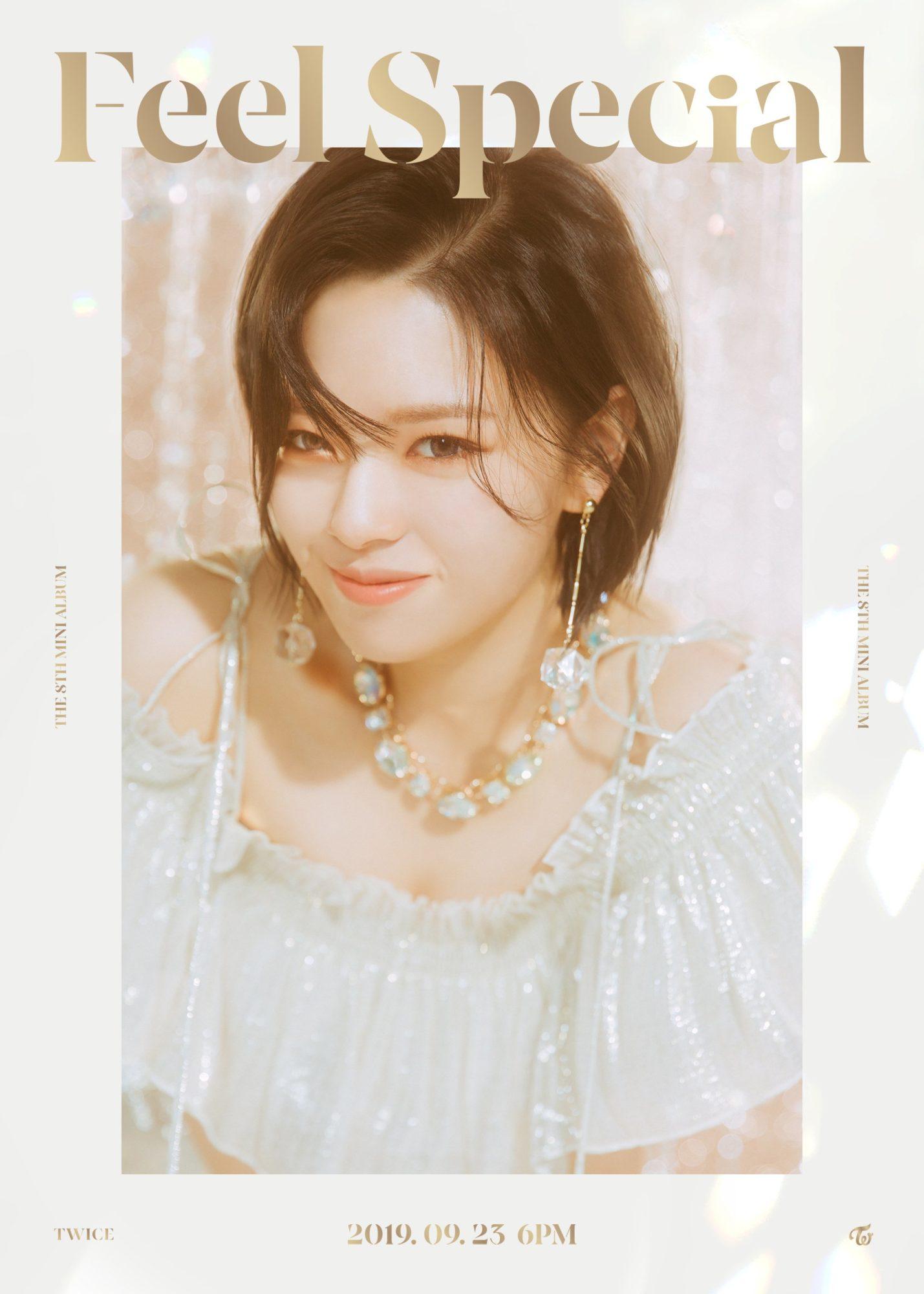 Twice Feel Special Jeongyeon Teaser