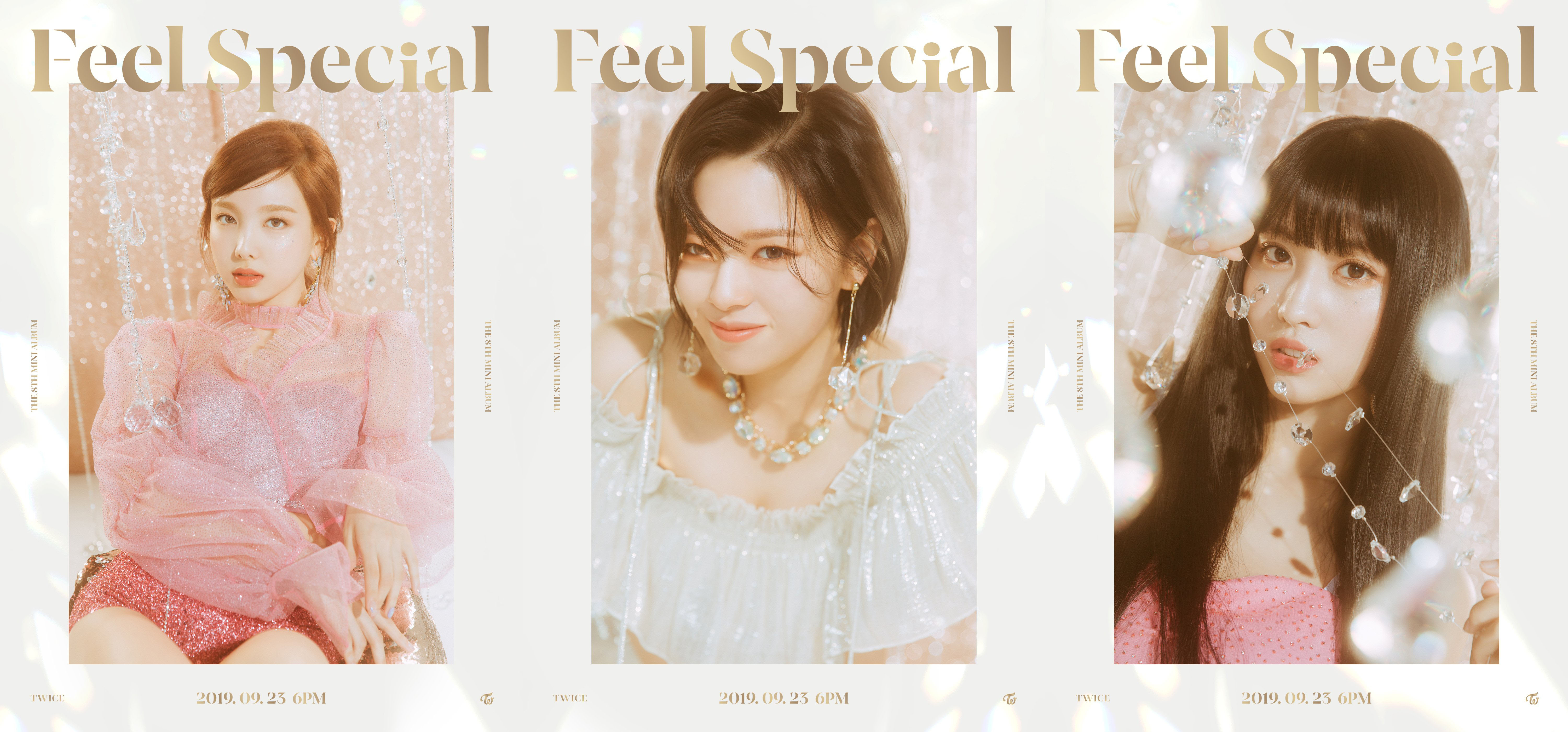 Twice Feel Special Nayeon Jeongyeon Momo Teaser Photos (HD/HR)