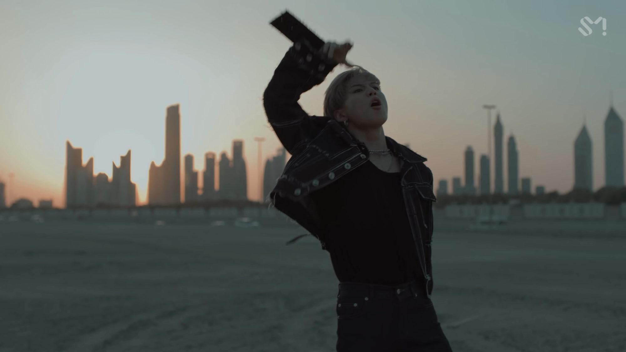 SuperM Taemin Jopping
