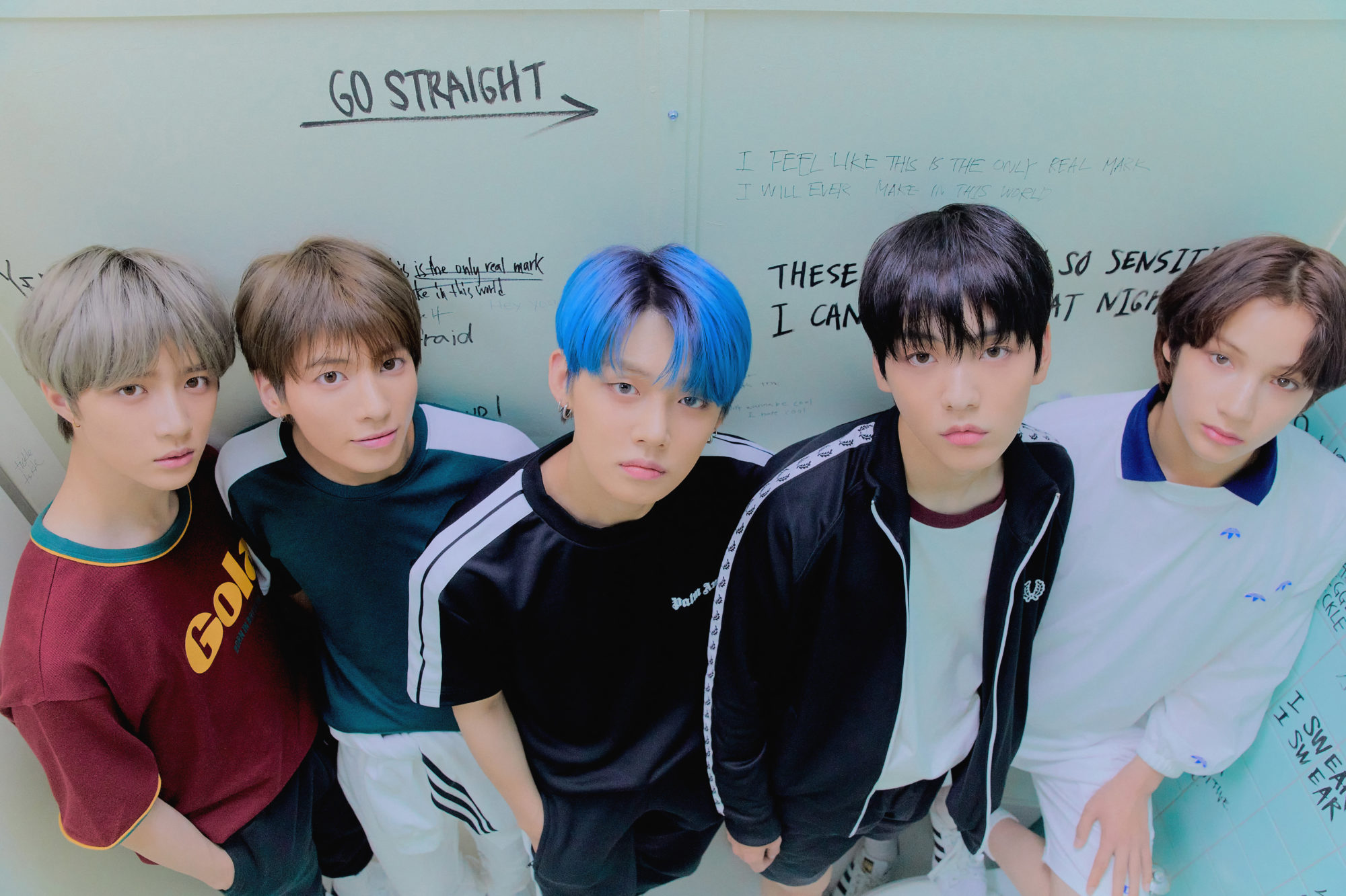 TXT The Dream Chapter Magic Concept Sanctuary Group