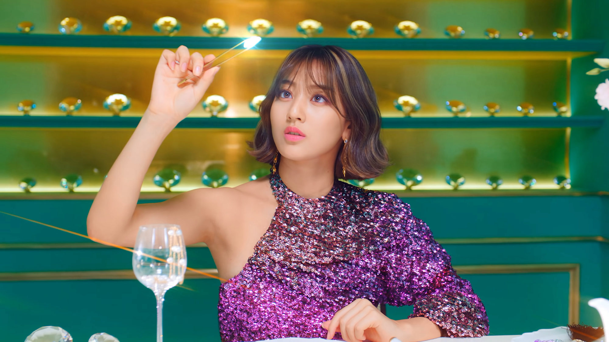 Jihyo Twice Fake & True
