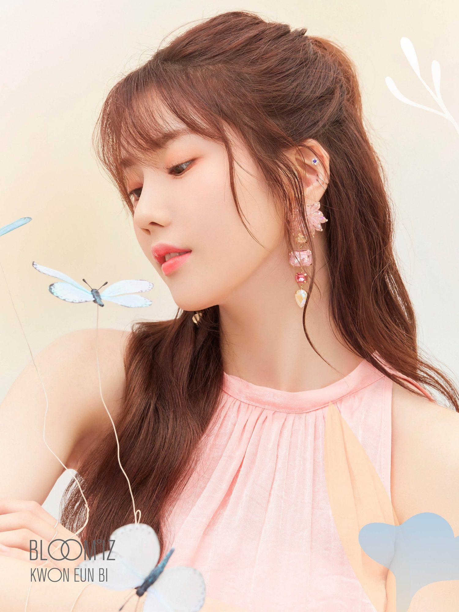 Iz One Bloom Iz Eunbi Minju Chaeyeon Teaser Photos Hd Hr