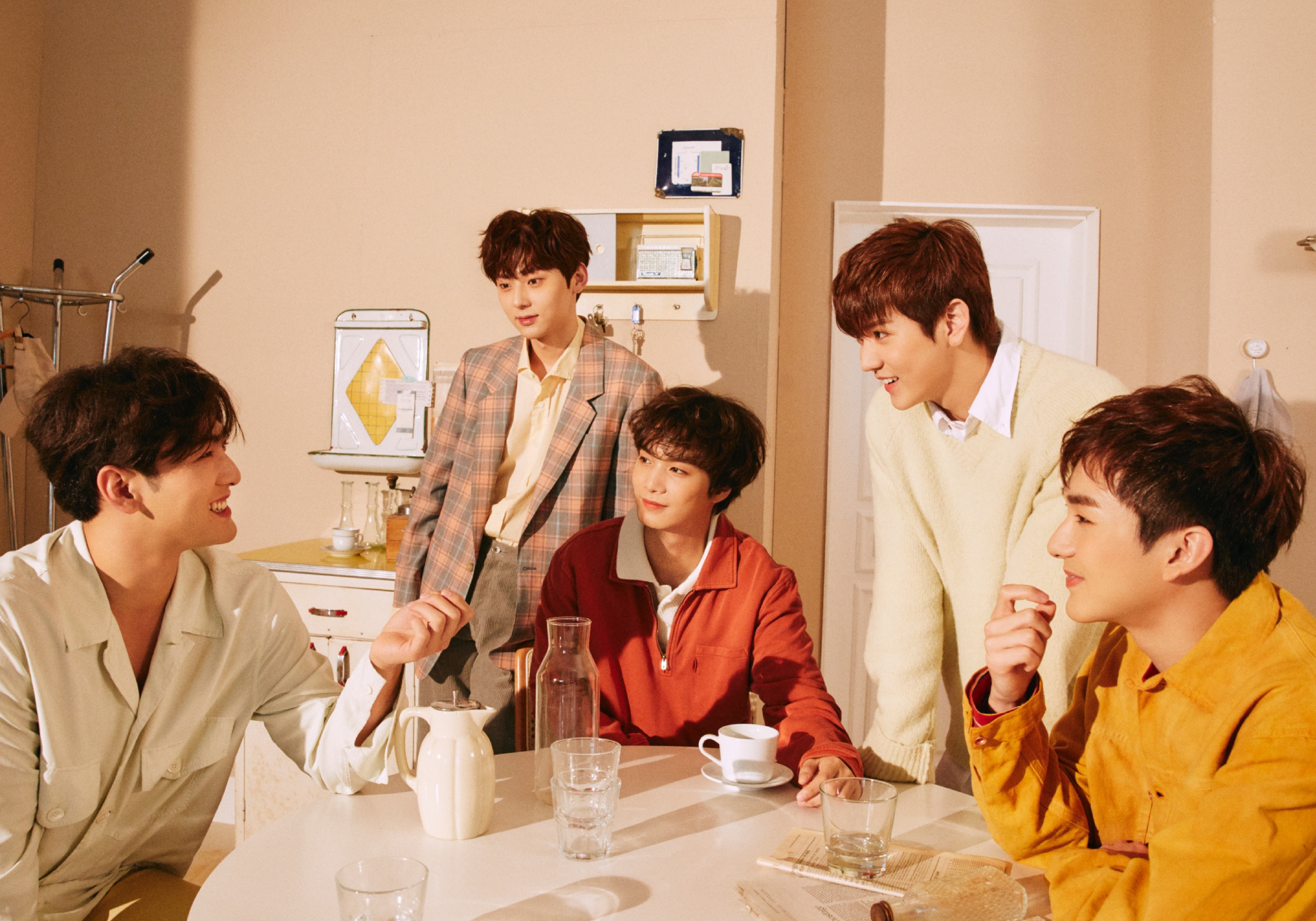 NU'EST The Table Concept