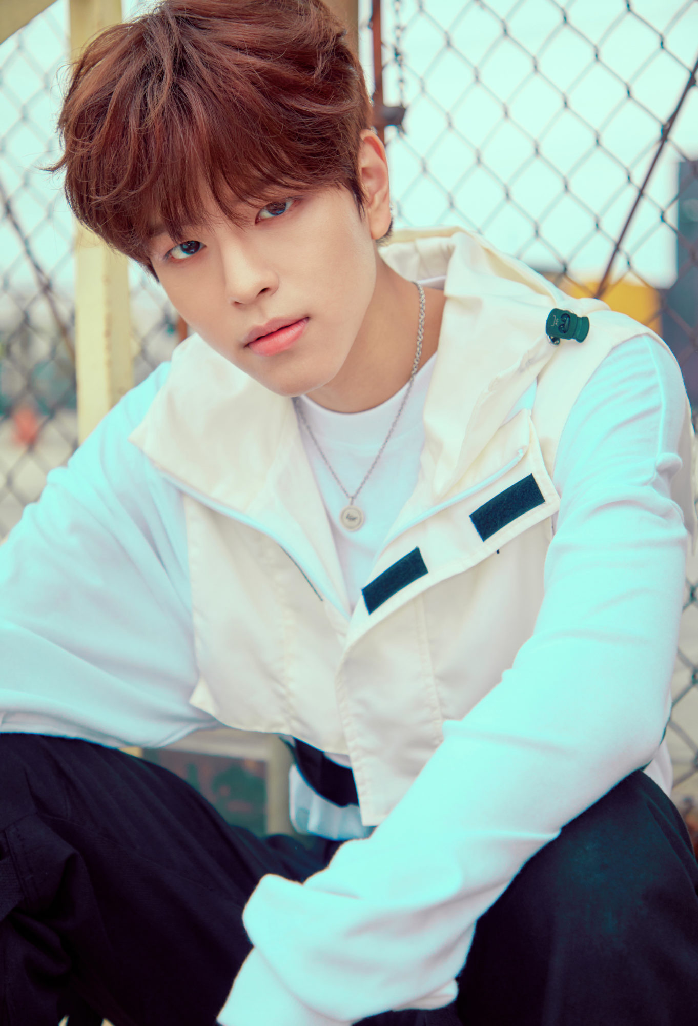 Stray Kids Seungmin Double Knot Concept