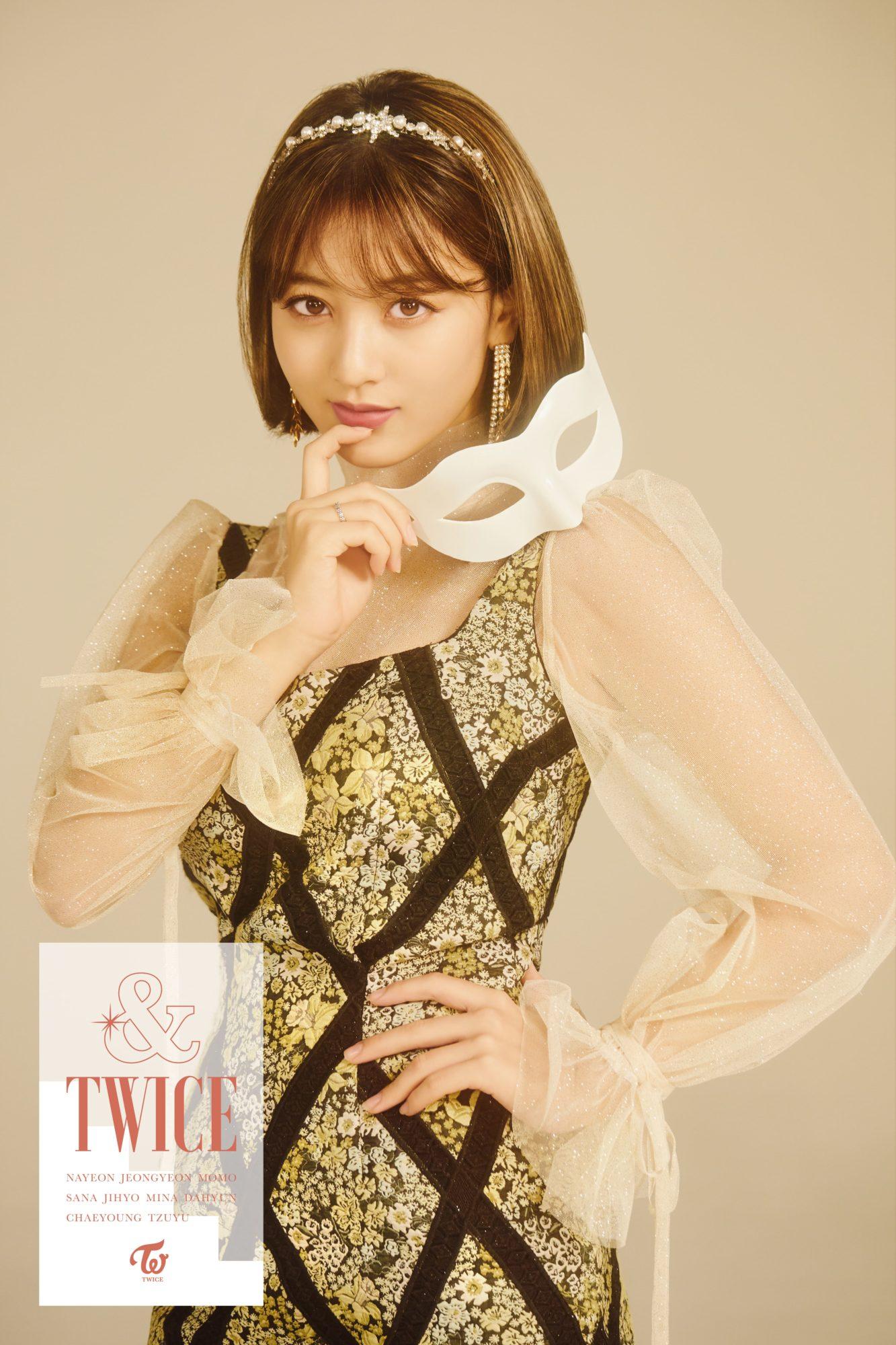 Twice &Twice Concept Jihyo