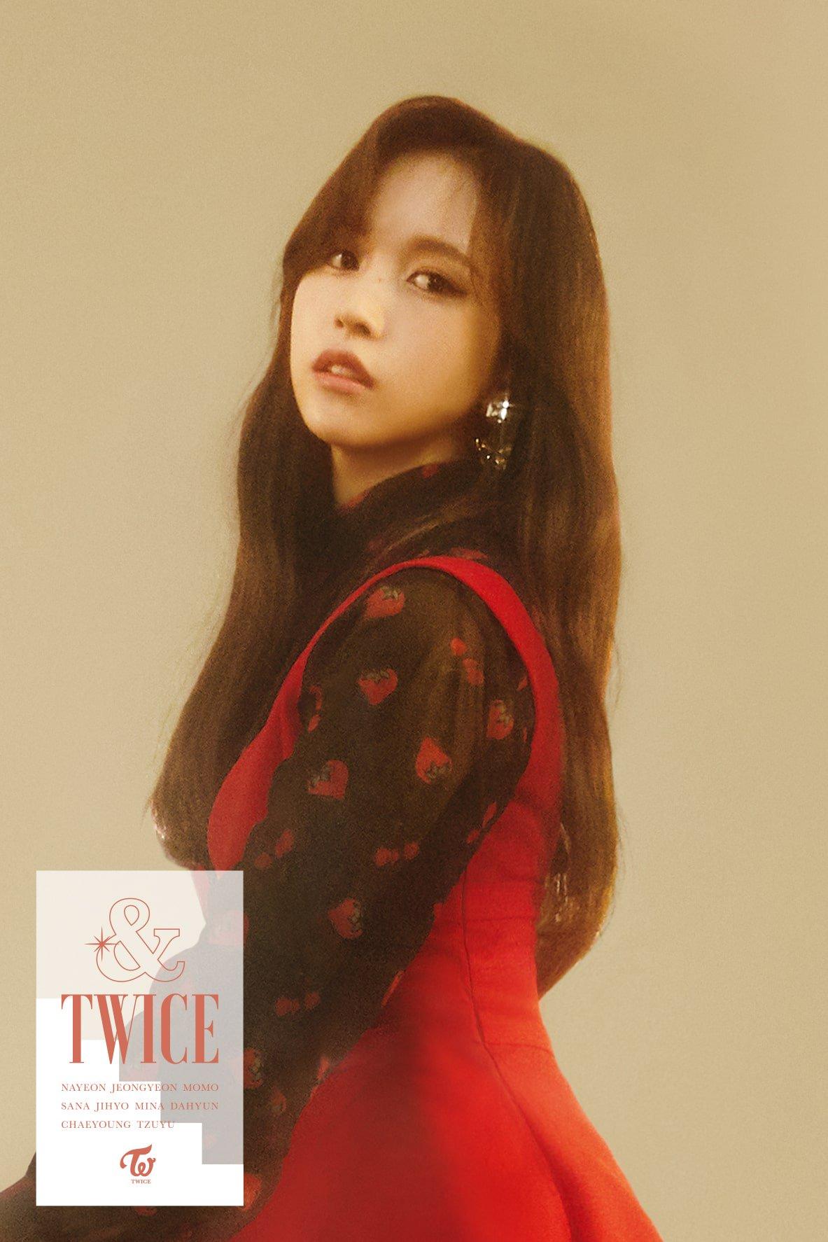 Twice &Twice Concept Mina