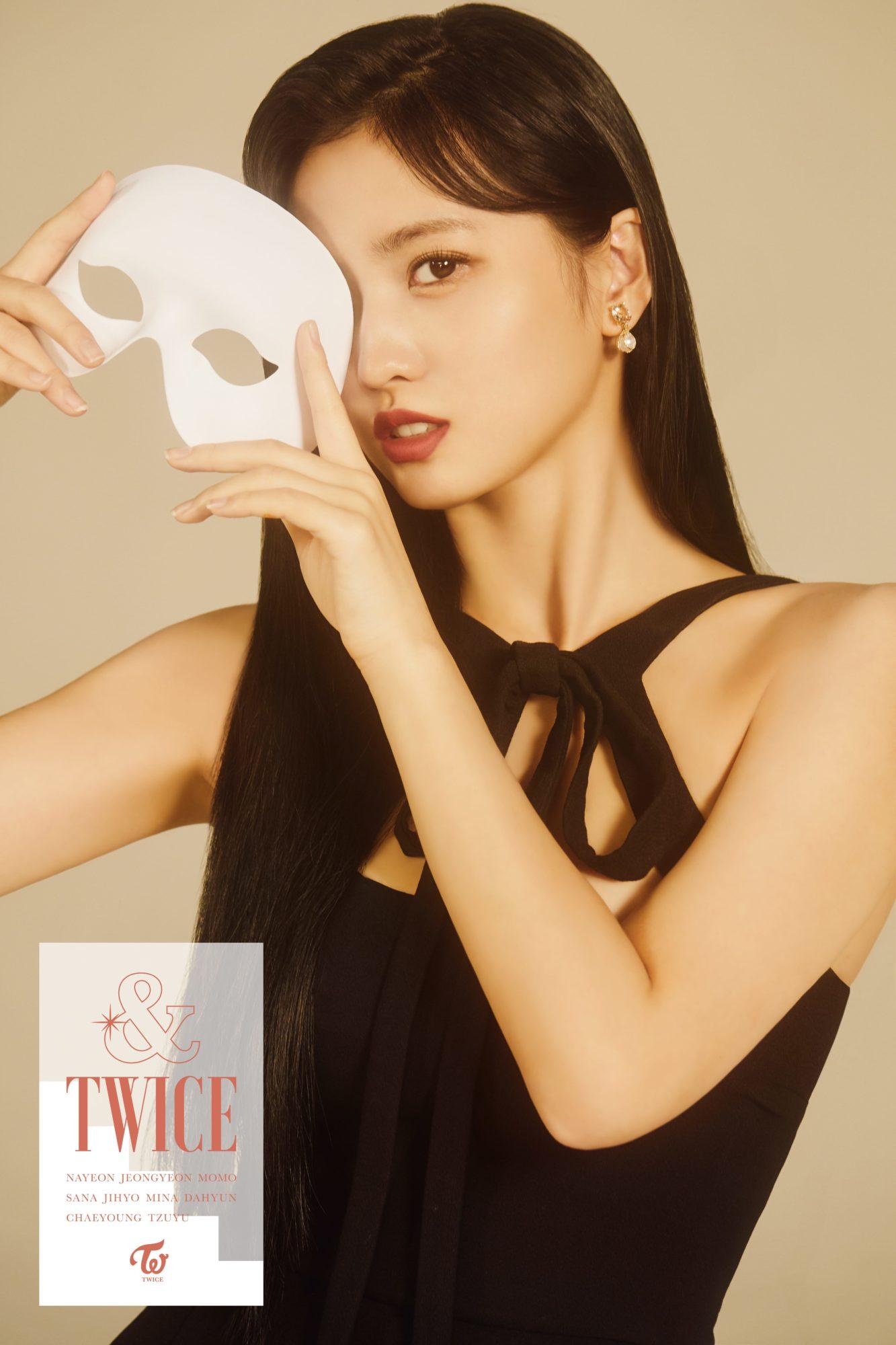 Twice &Twice Concept Momo