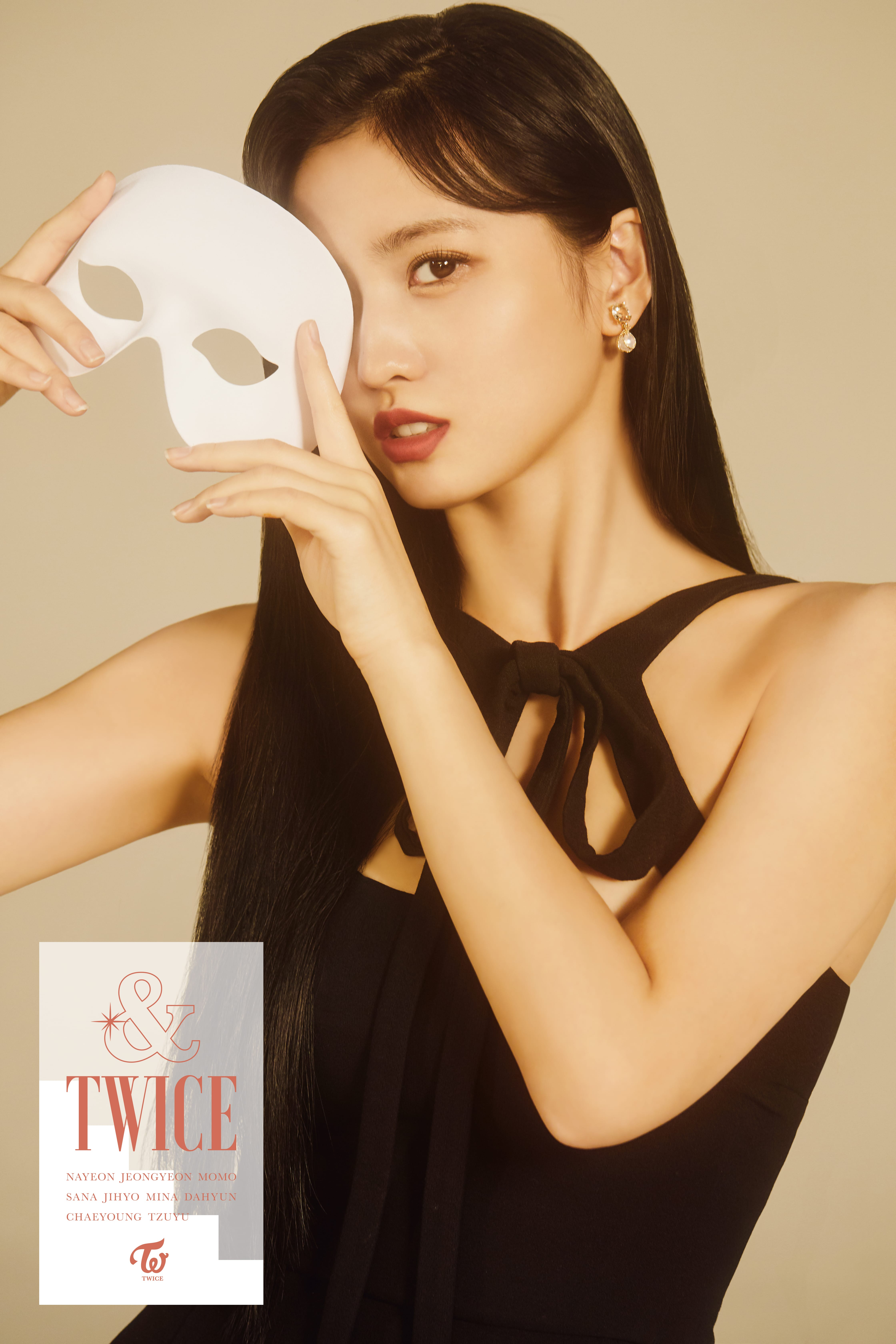 Twice Twice Concept Photos Nayeon Jeongyeon Momo Sana Jihyo