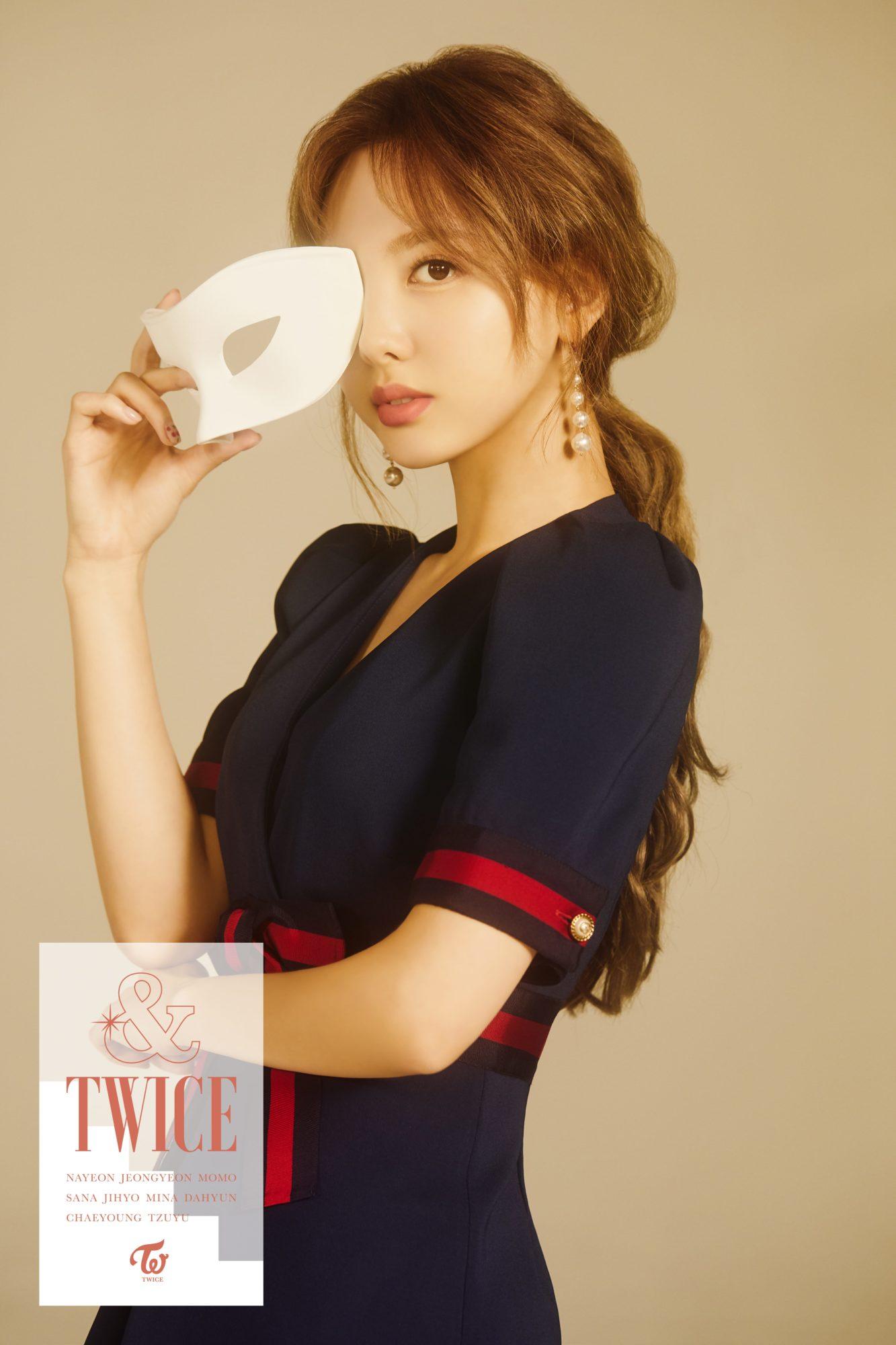 Twice &Twice Concept Nayeon