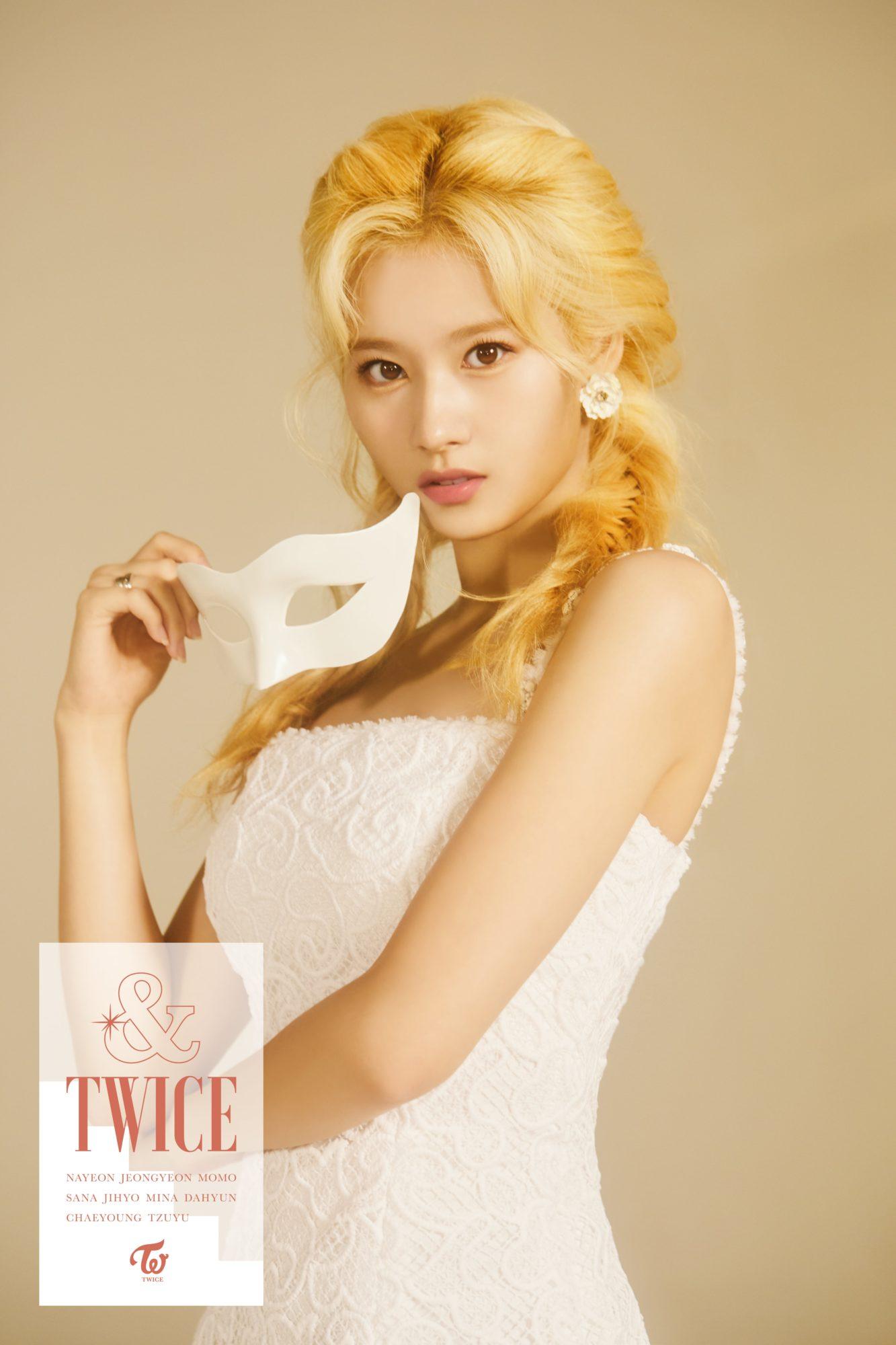 Twice &Twice Concept Sana