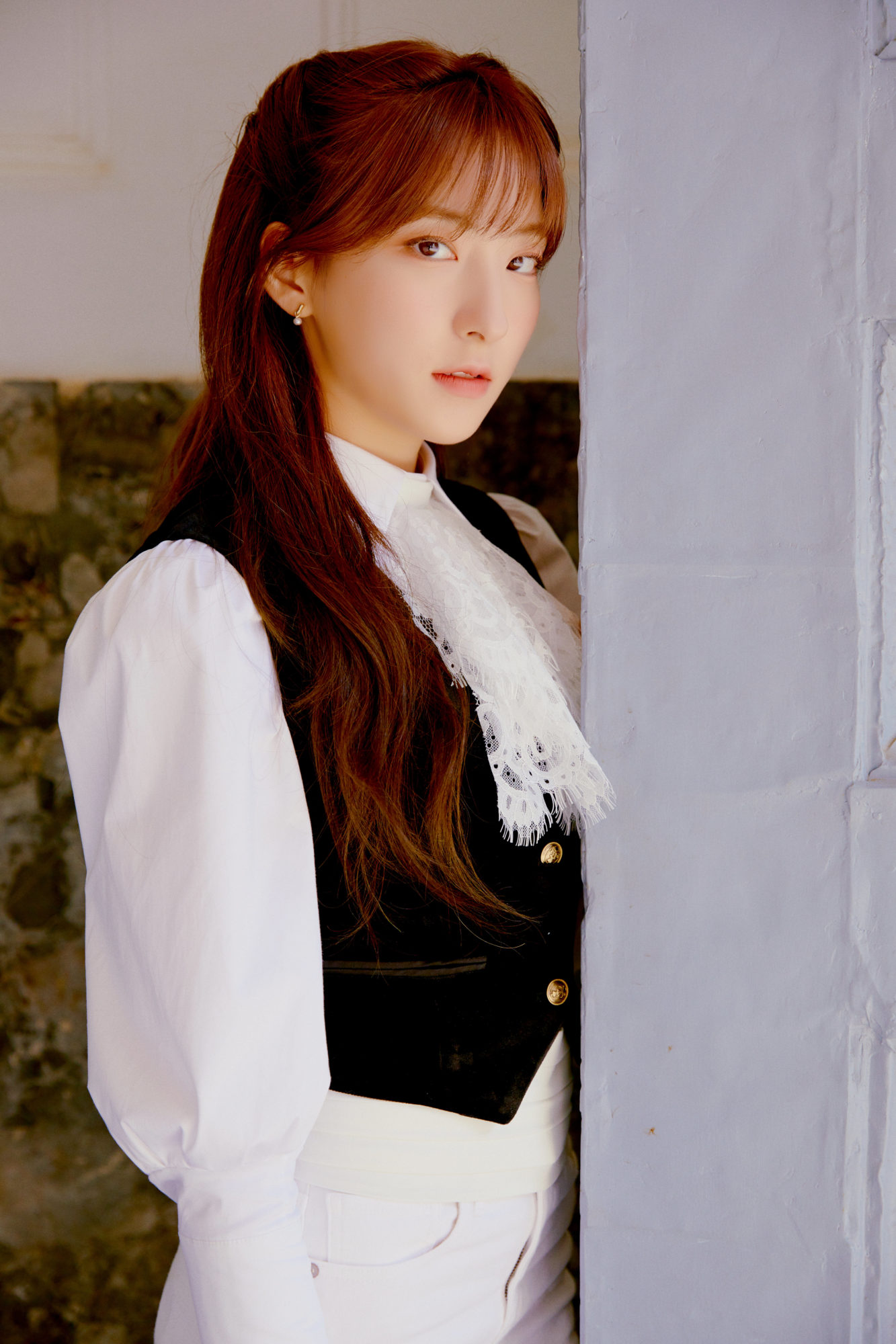 WJSN Eunseo As You Wish Concept