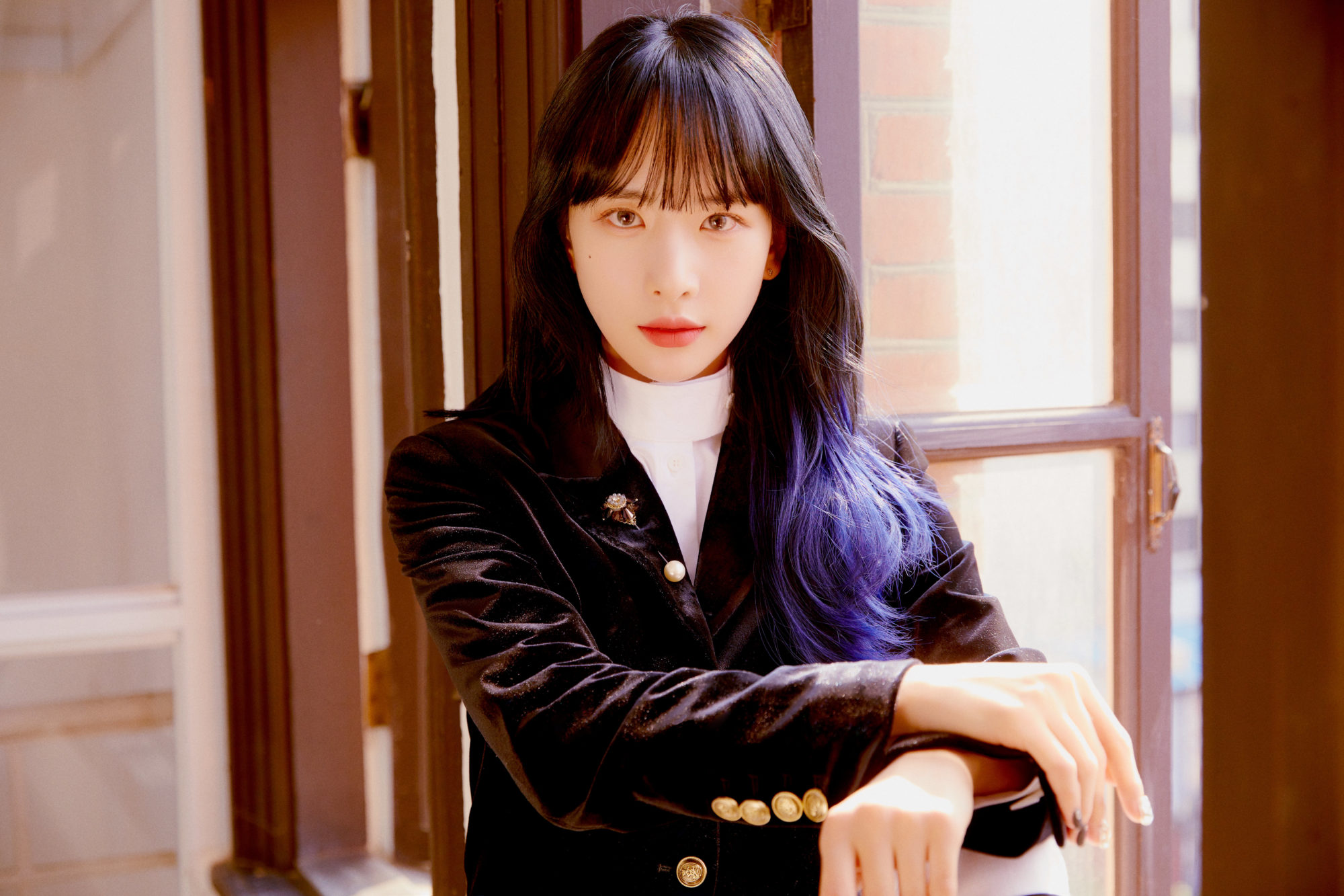WJSN Seola As You Wish Concept