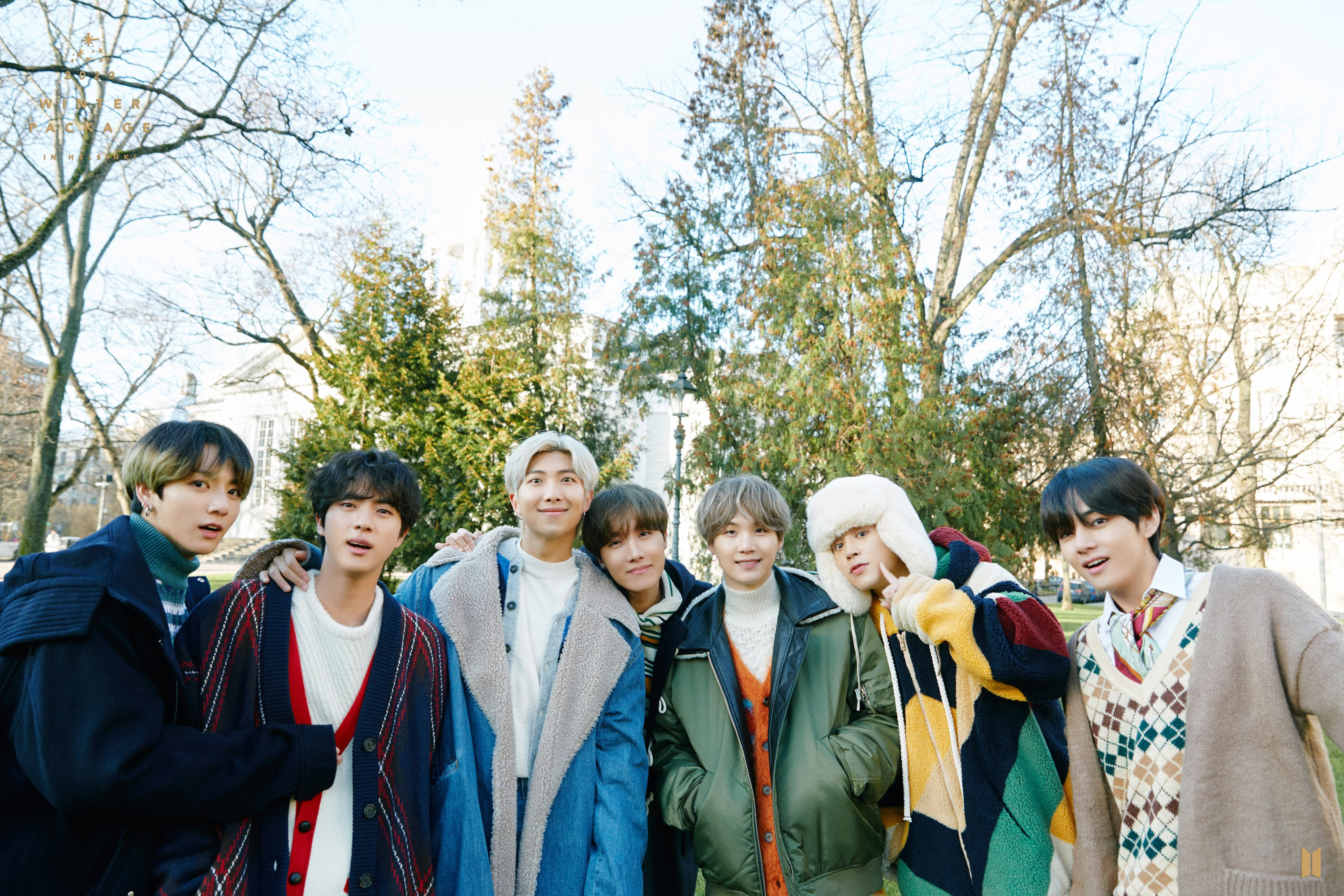 BTS 2020 Winter Package Photos (HD/HR) - K-Pop Database ...