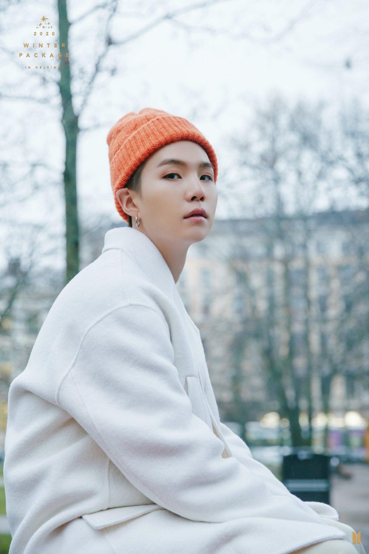 BTS Winter Package 2020 Suga