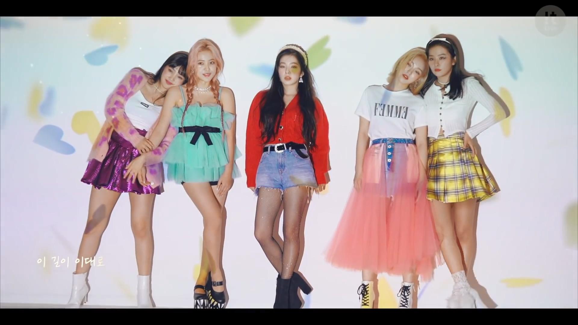 Red Velvet Remember Forever