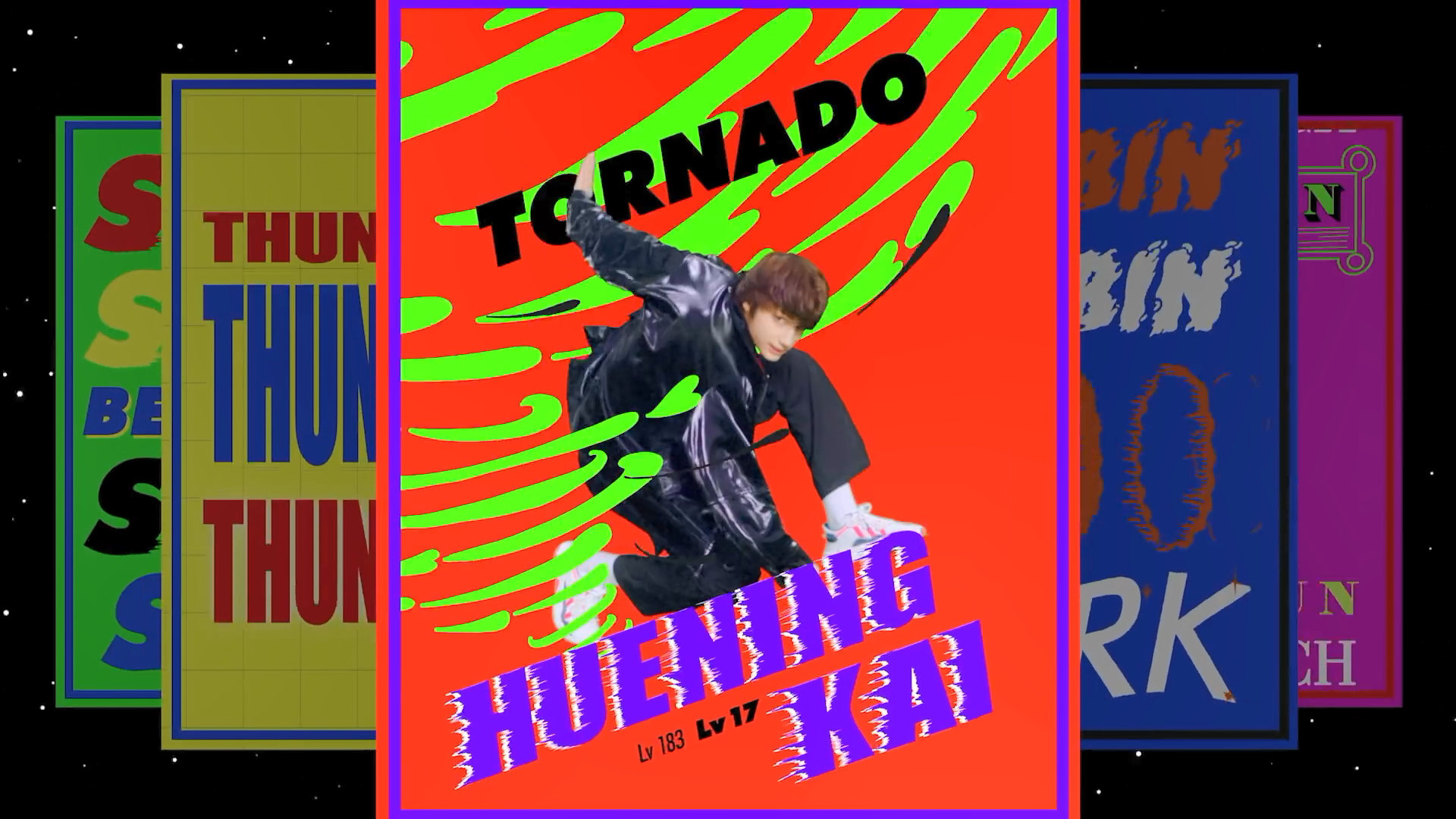 TXT Run Away Hueningkai