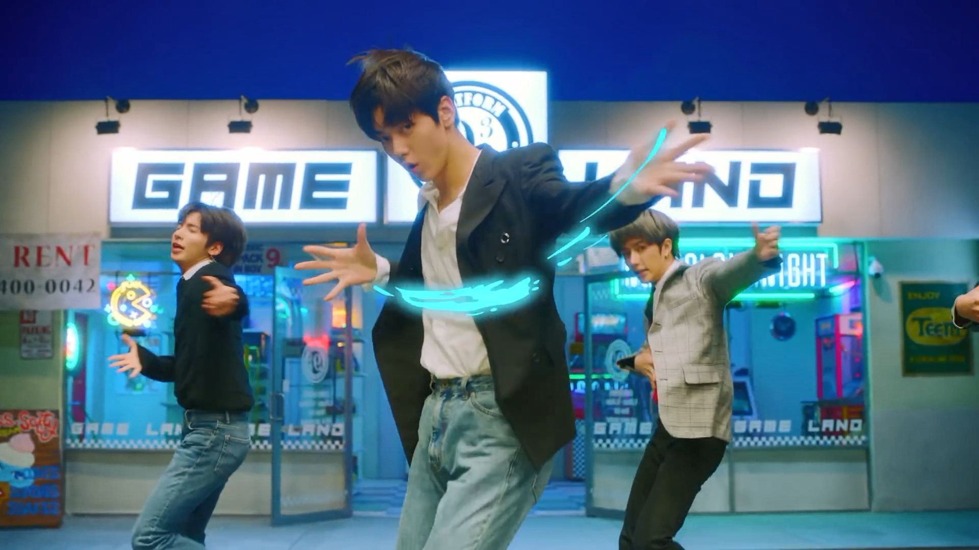 TXT Run Away Soobin