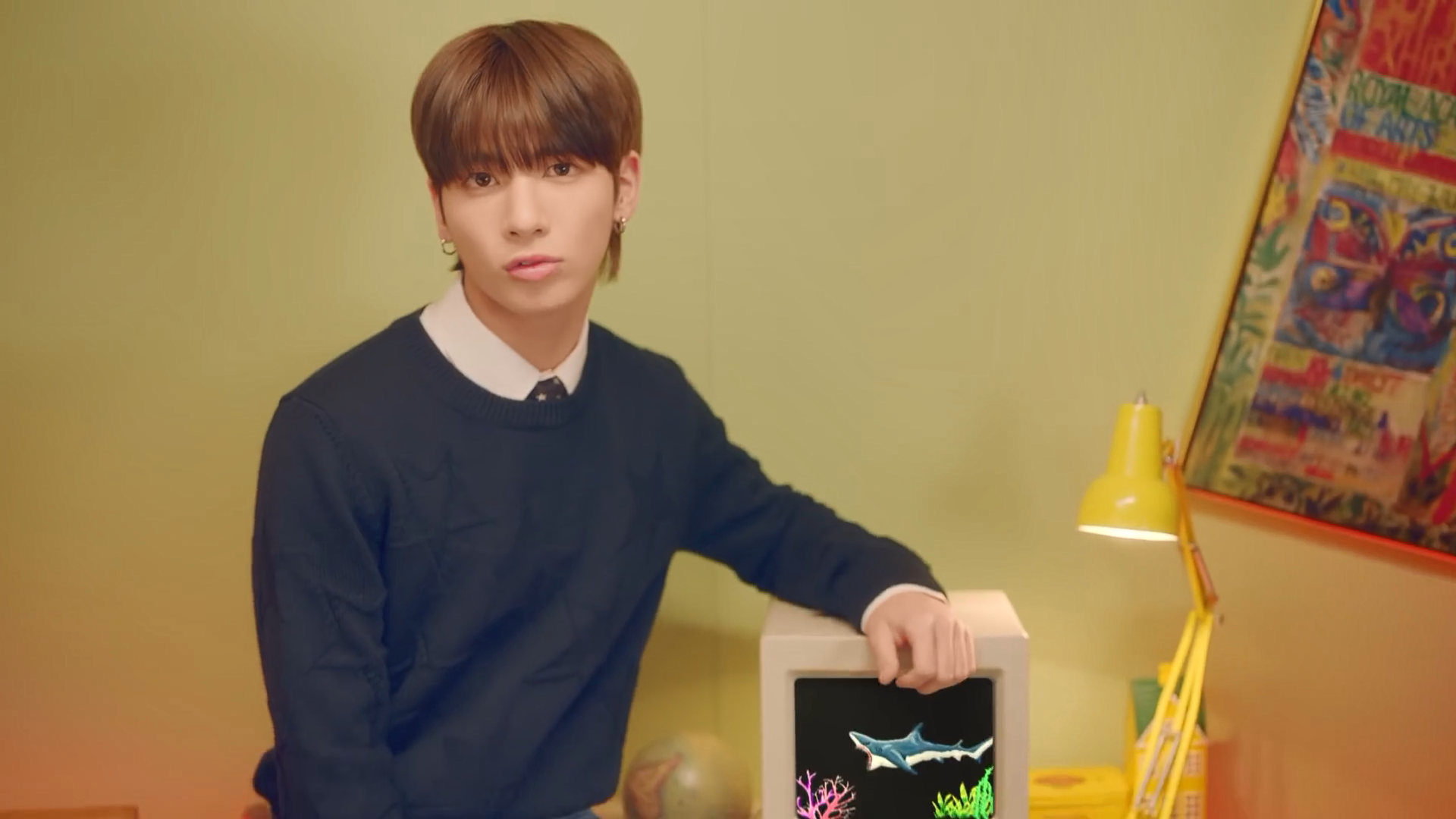 TXT Run Away Taehyun
