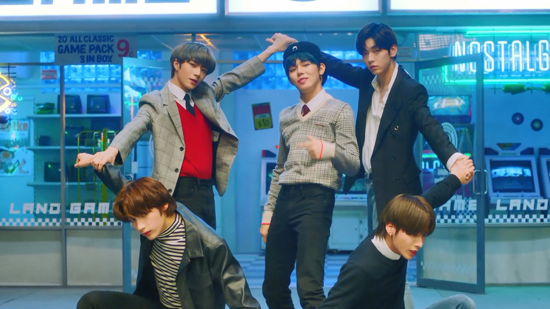TXT Run Away Yeonjun