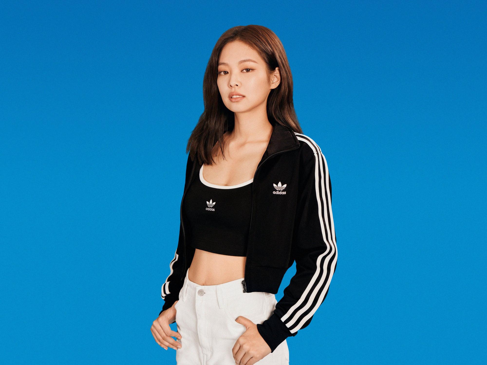 Blackpink Adidas Jennie