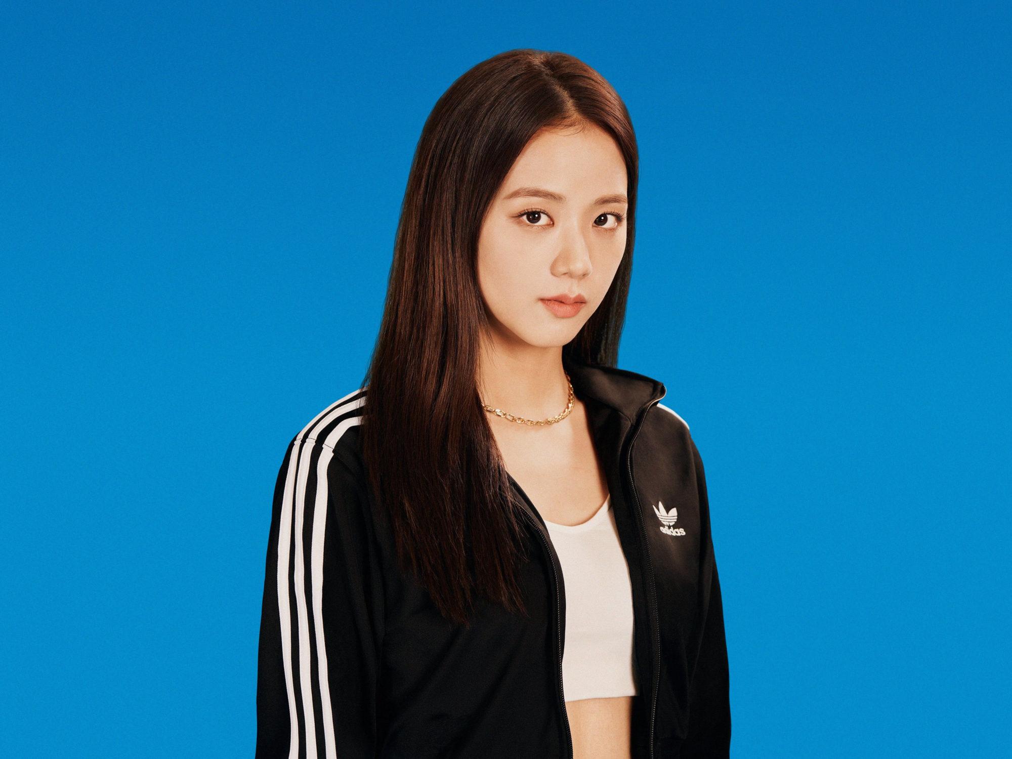 Blackpink Adidas Jisoo