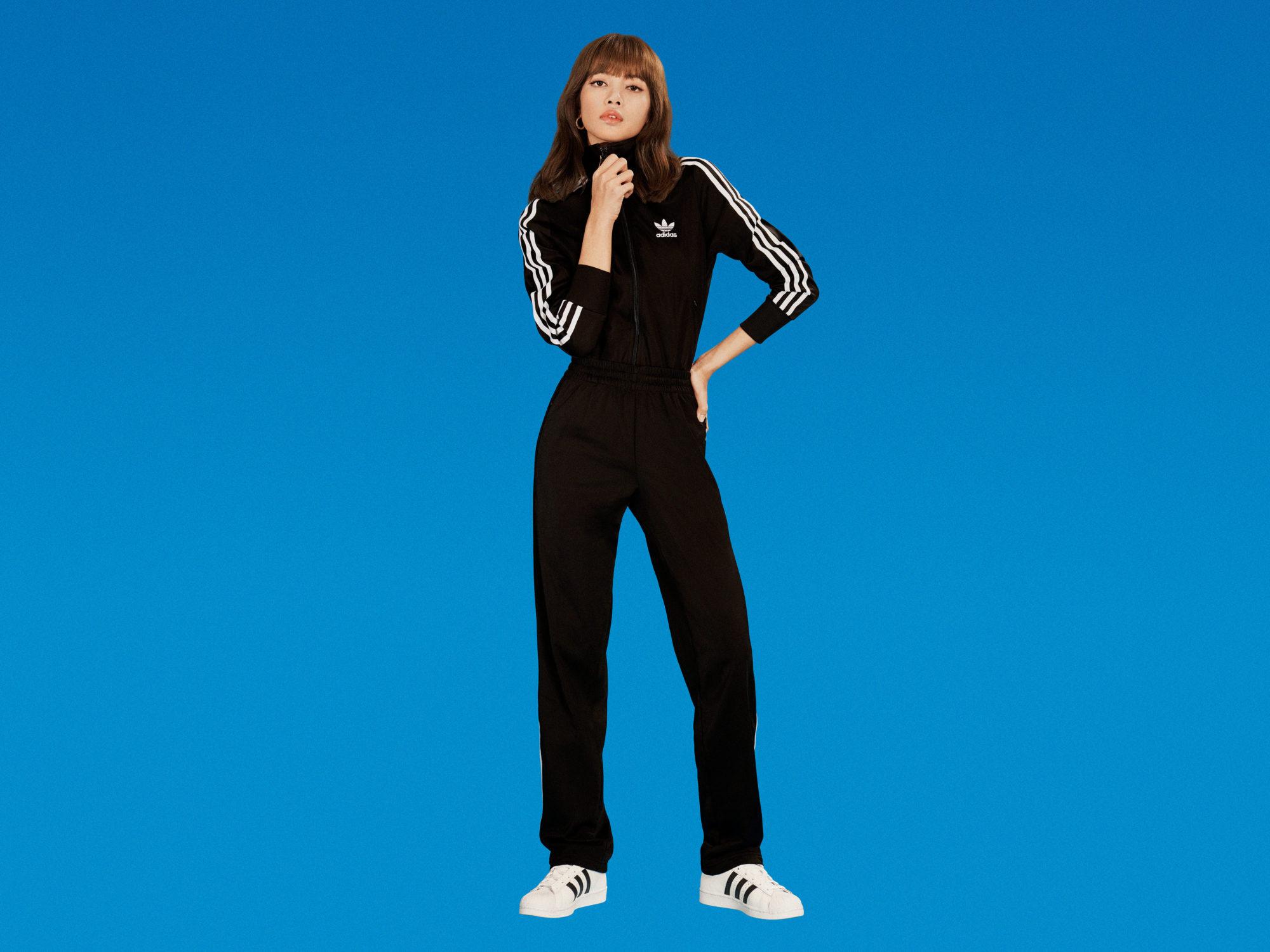 Blackpink Adidas Lisa
