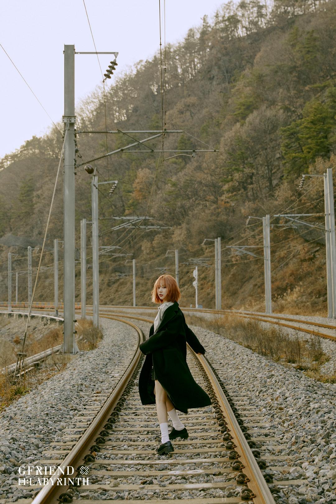 GFRIEND Eunha Labyrinth Teaser
